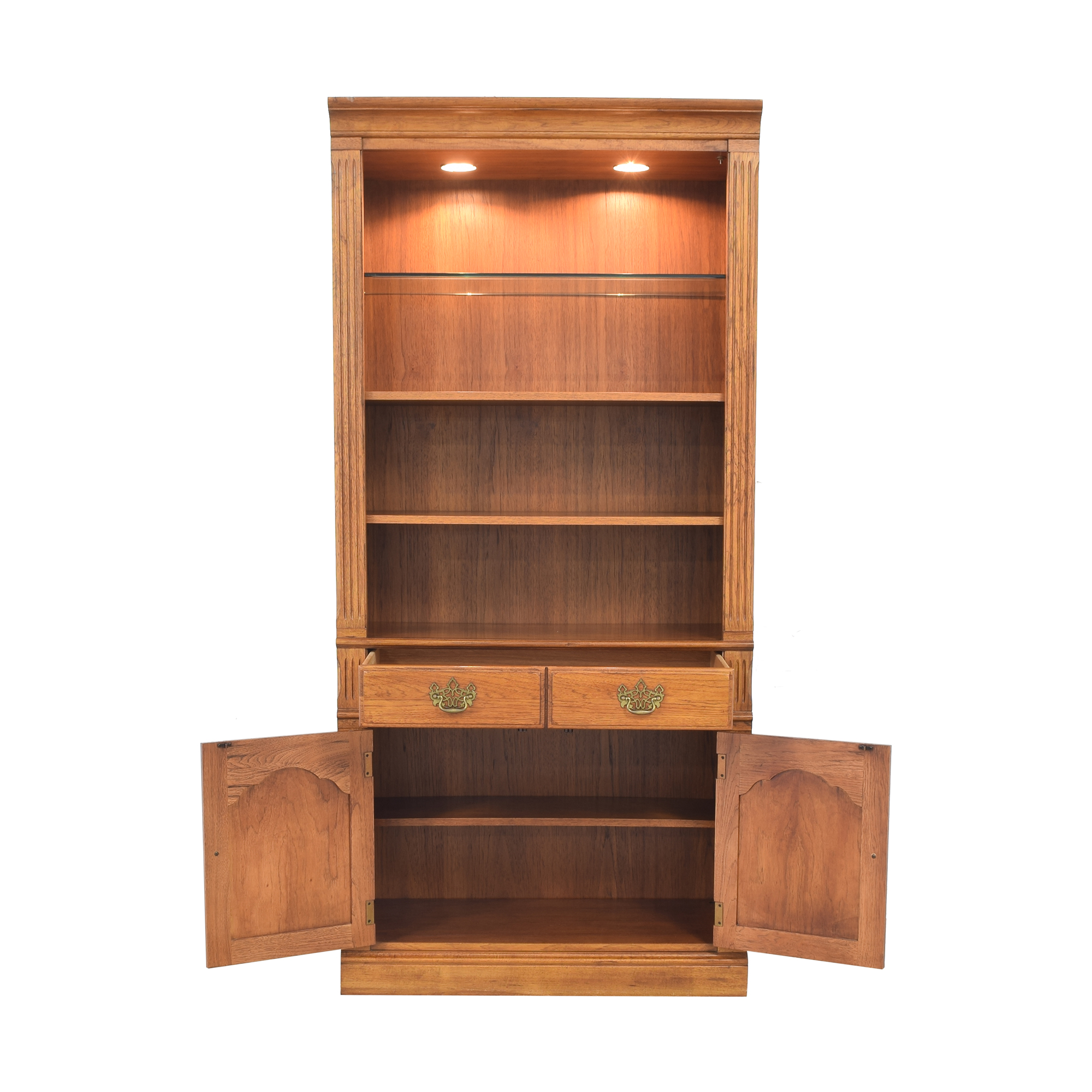 Thomasville Thomasville Fisher Park Collection Cabinet second hand