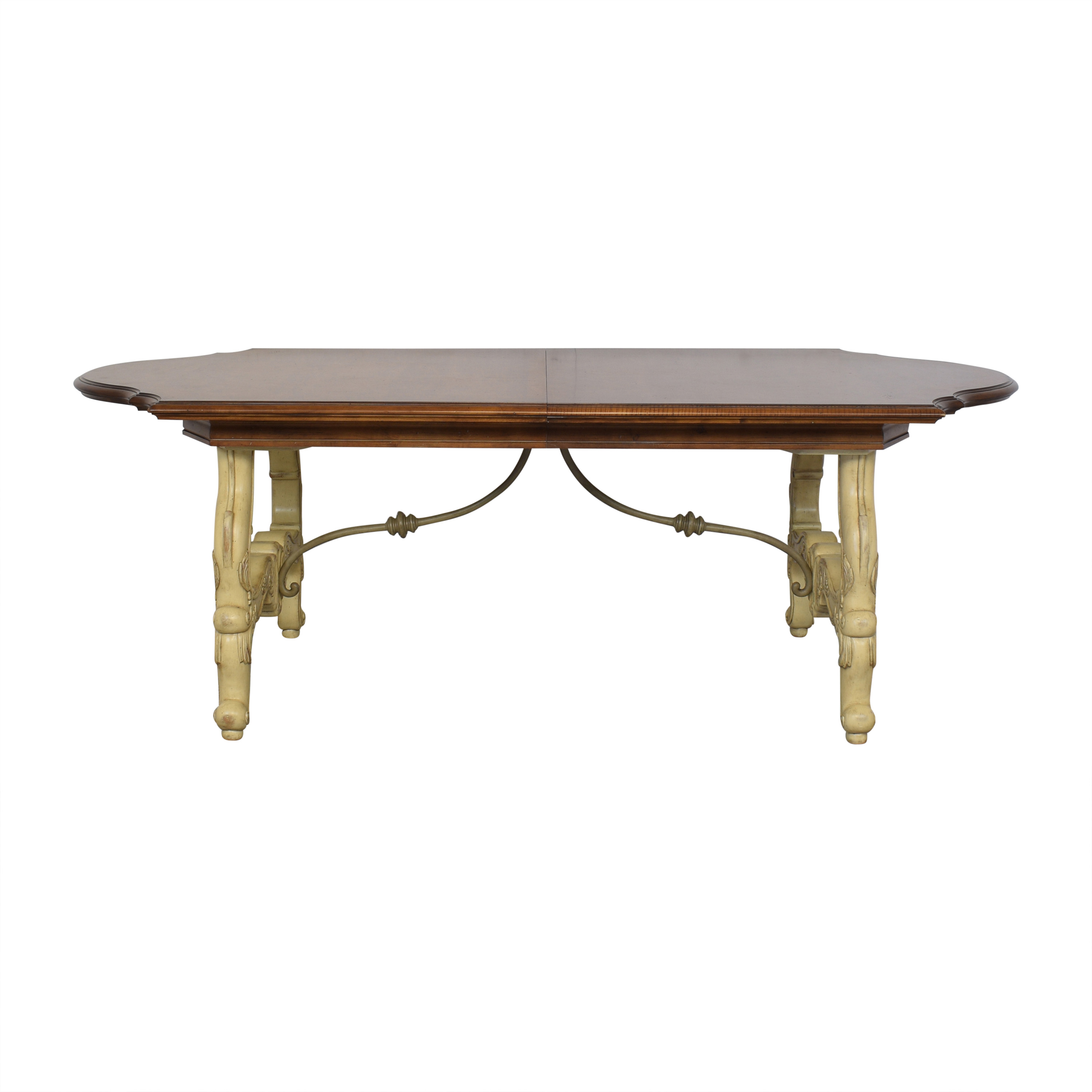 shop Century Furniture Extendable Dining Table Century Furniture