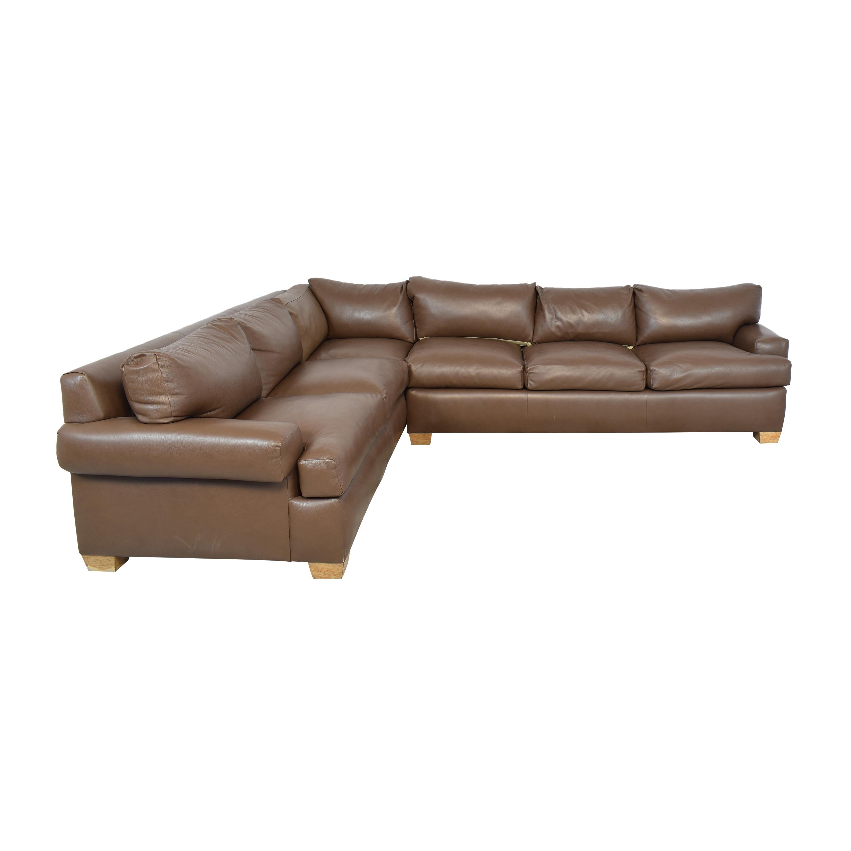 R.Jones RJones Corner Sectional Sofa pa