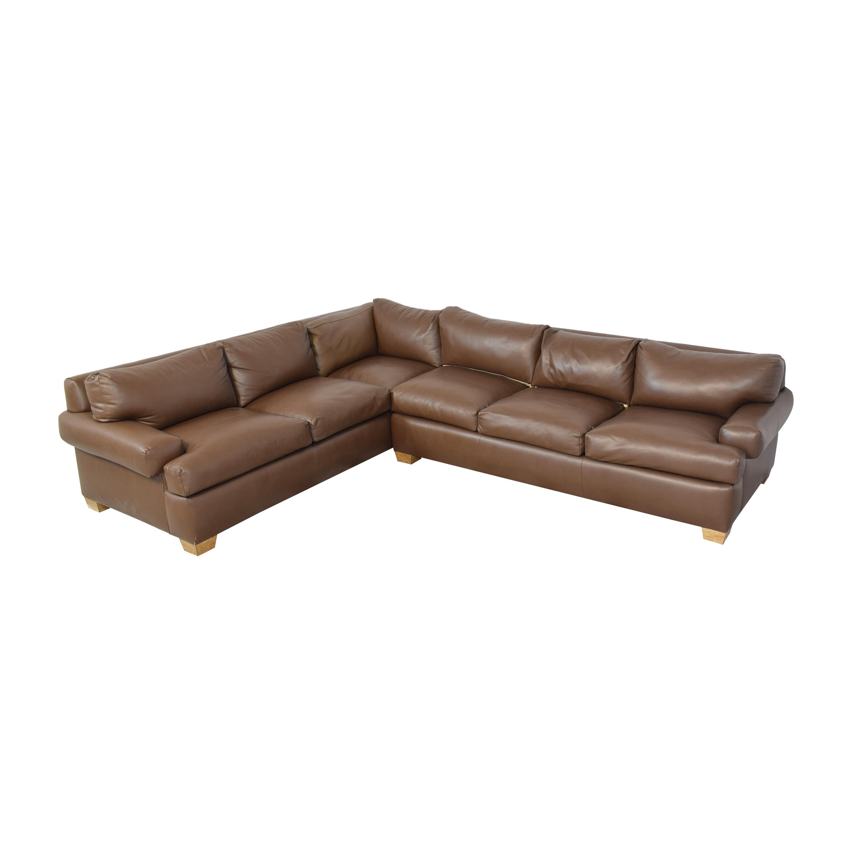 R.Jones RJones Corner Sectional Sofa nyc