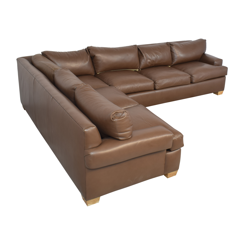 buy R.Jones RJones Corner Sectional Sofa online