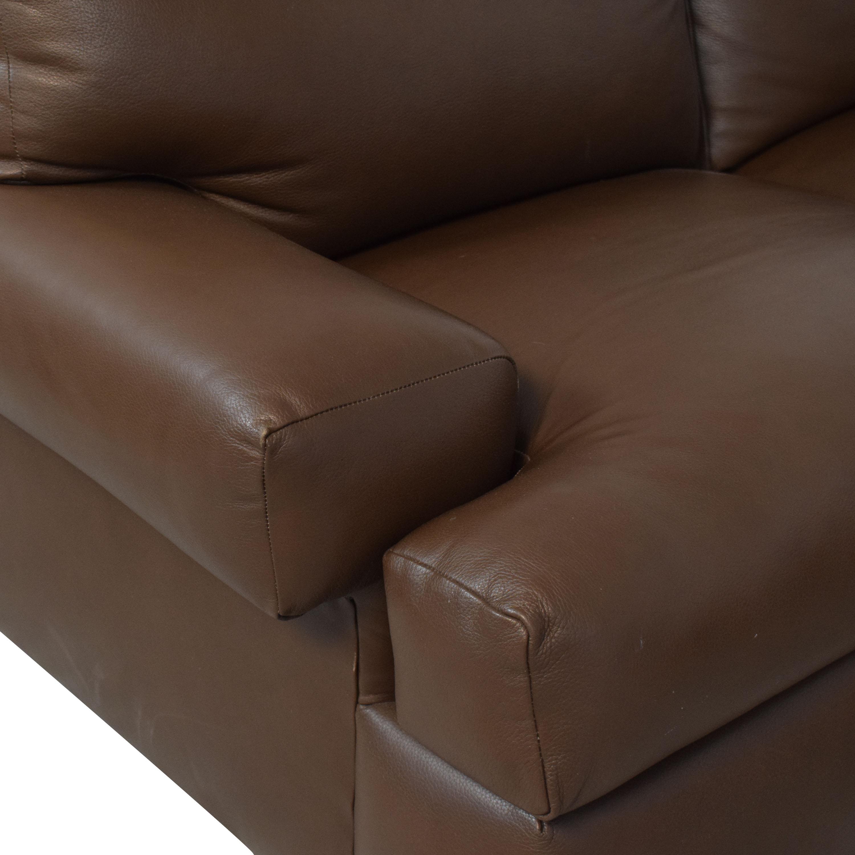 R.Jones RJones Corner Sectional Sofa ct
