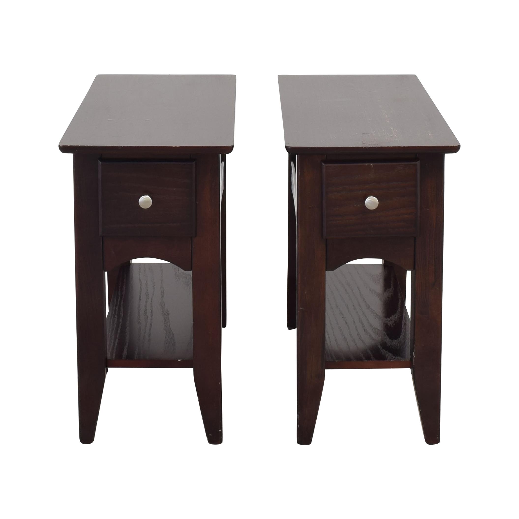 Riverside Furniture Riverside Furniture Metro II End Tables discount