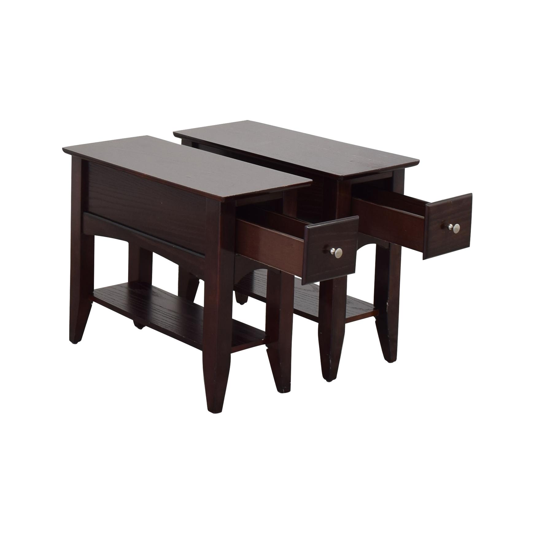 Riverside Furniture Metro II End Tables sale