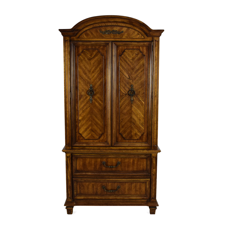 Stanley Furniture Armoire Wardrobe