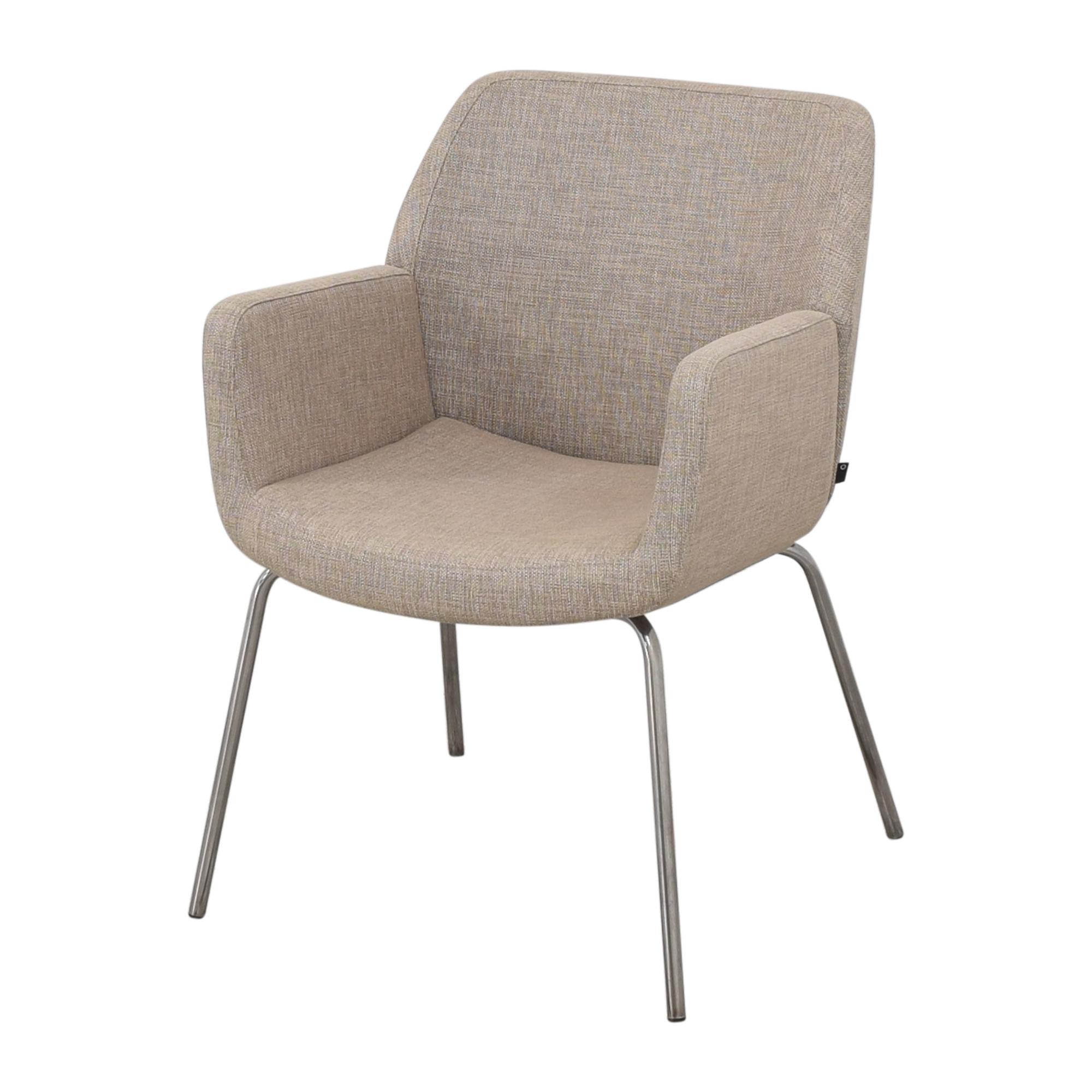 Steelcase Steelcase Coalesse Bindu Side Chair dimensions