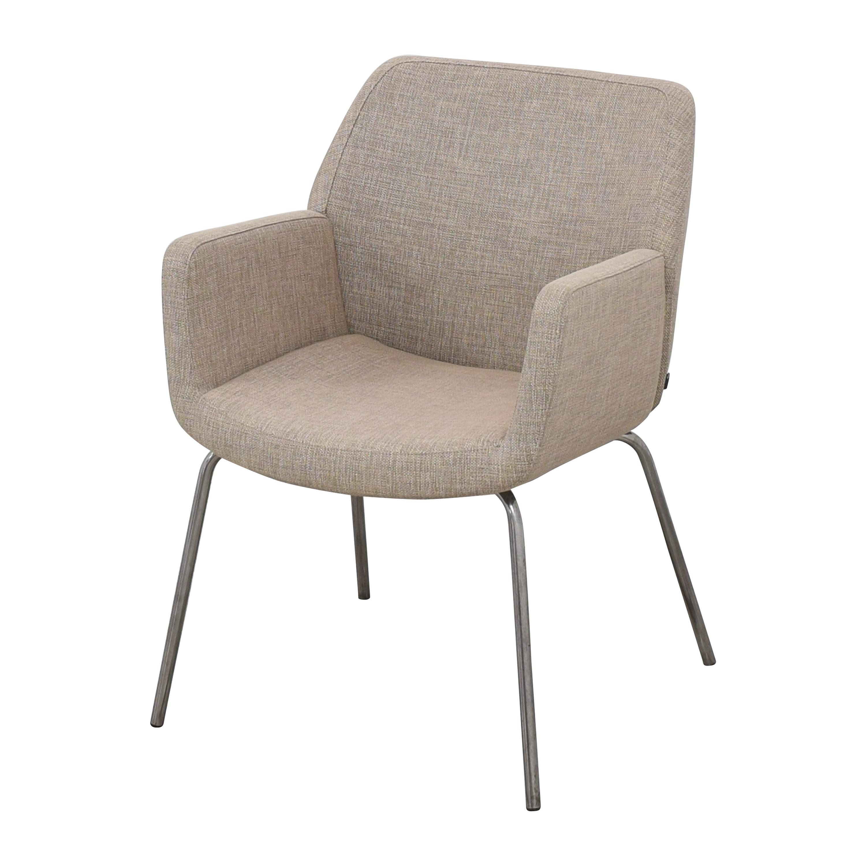 Steelcase Steelcase Coalesse Bindu Side Chair tan