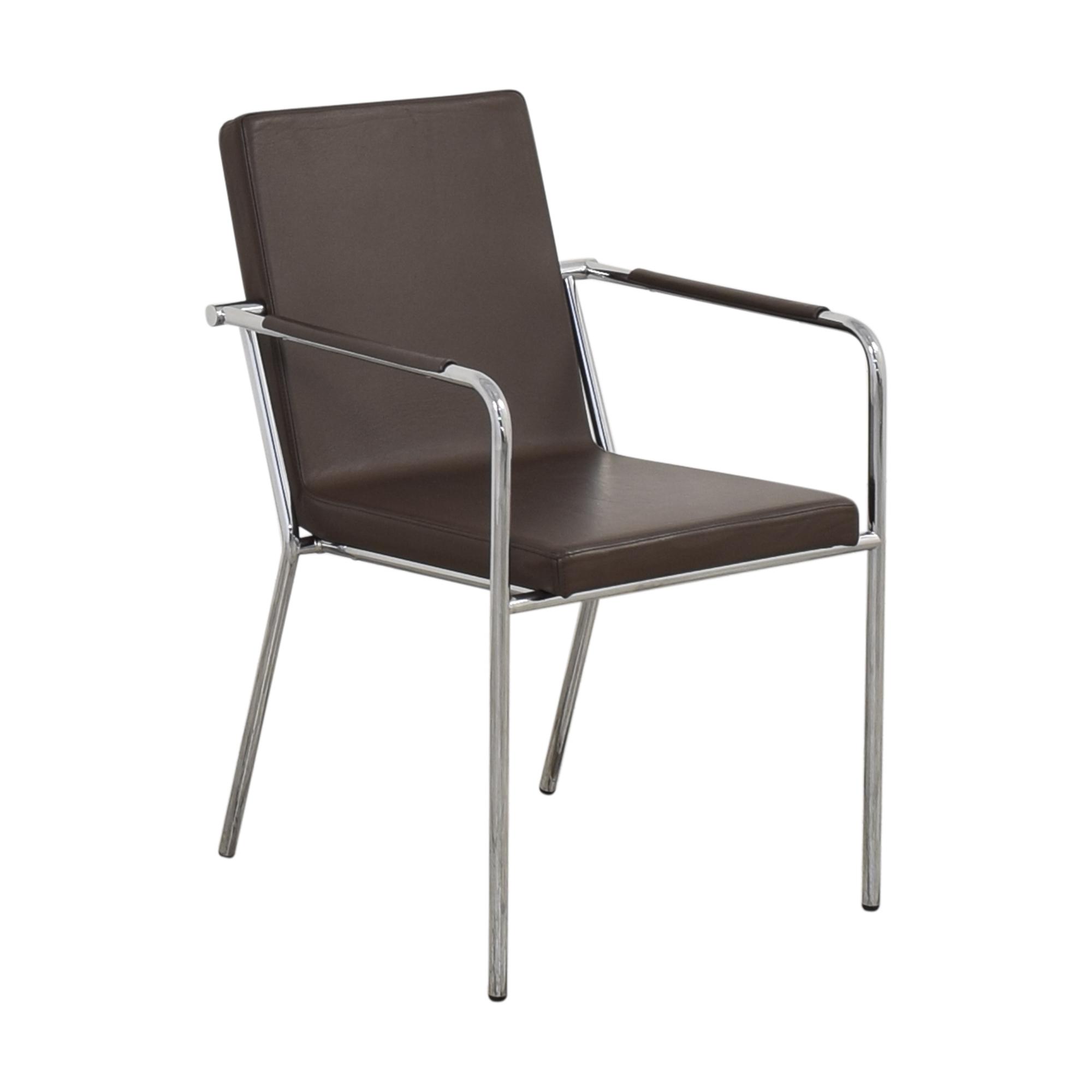 Malik Malik Portsmouth Stackable Armchair for sale