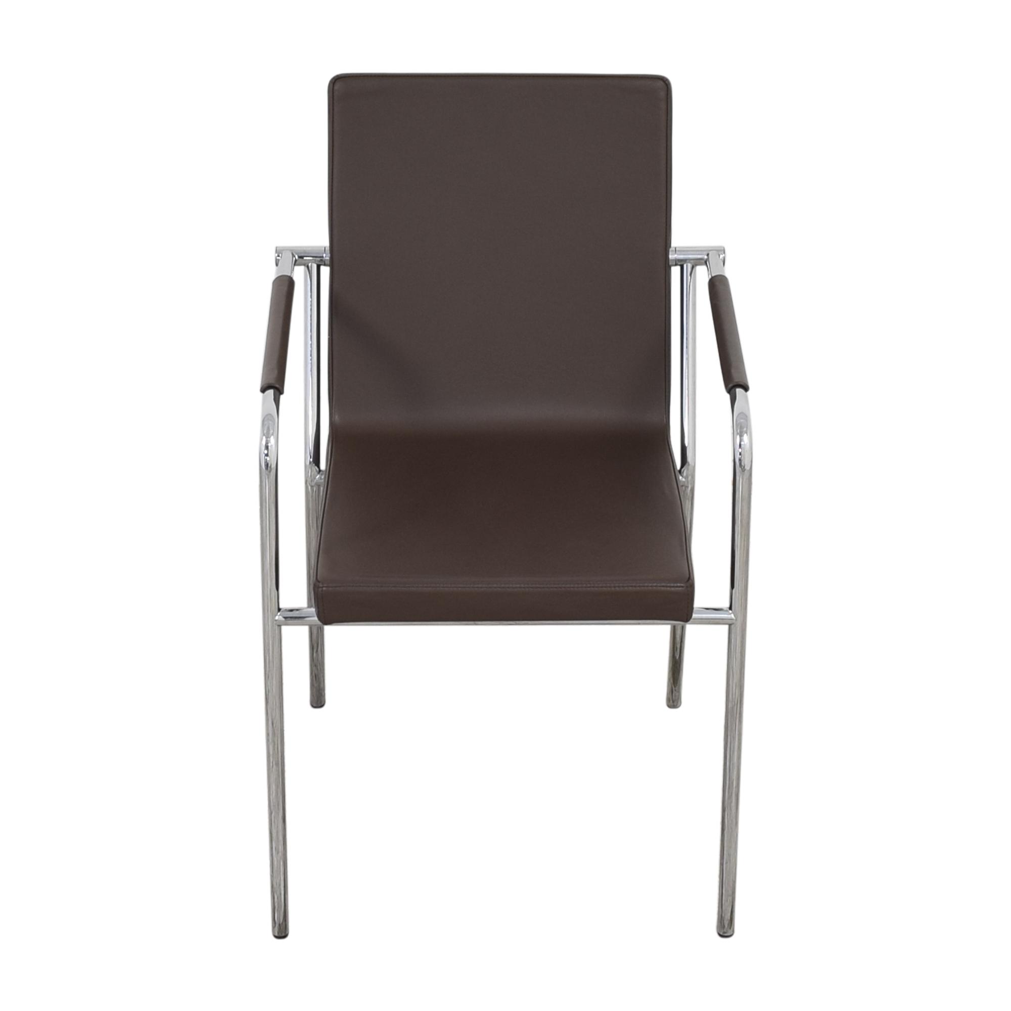Malik Malik Portsmouth Stackable Armchair on sale