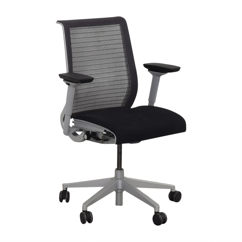 shop Steelcase Cobi Swivel Chair Steelcase Chairs