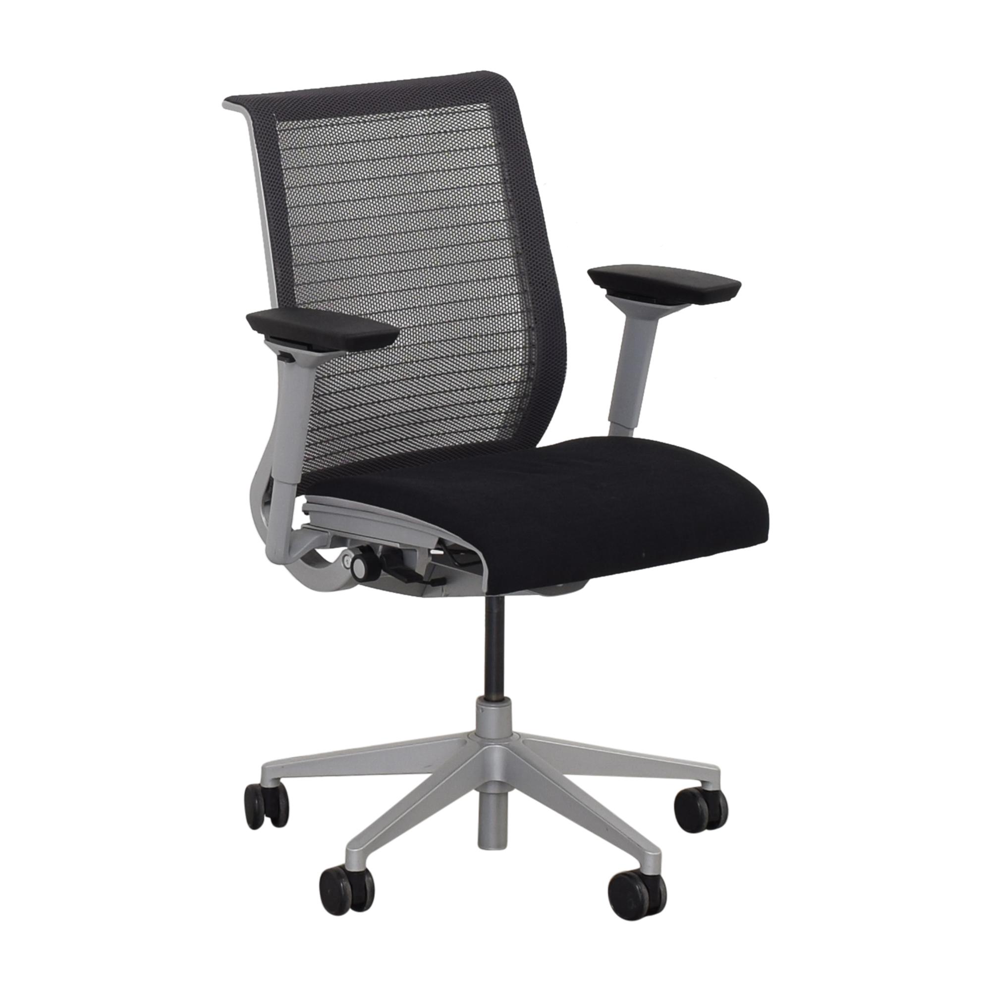 shop Steelcase Cobi Swivel Chair Steelcase