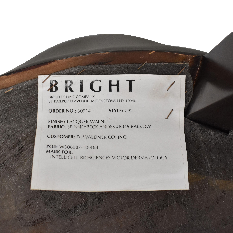 Bright Bright Eno High Back Arm Chair ma