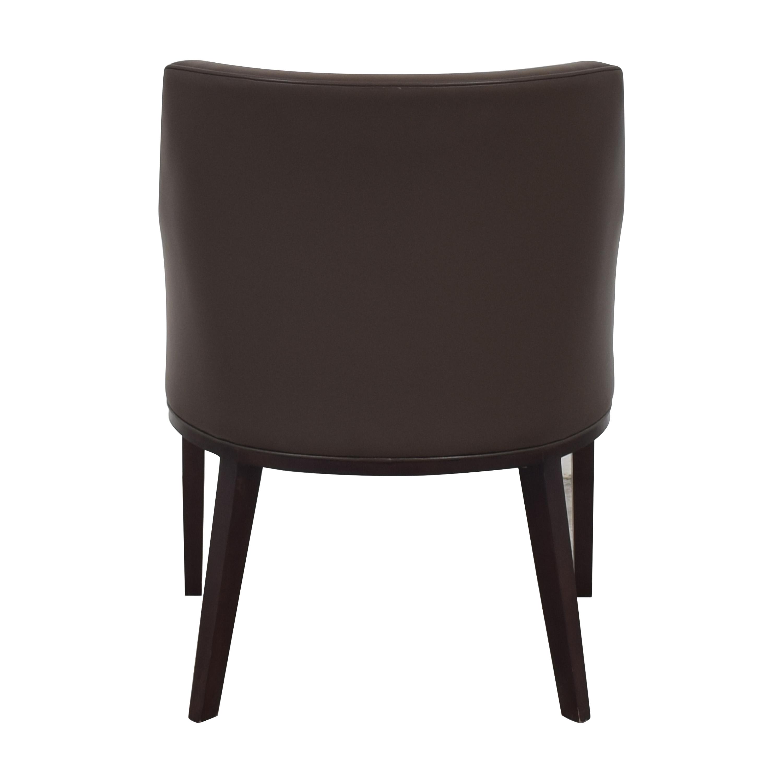 Bright Eno High Back Arm Chair / Chairs