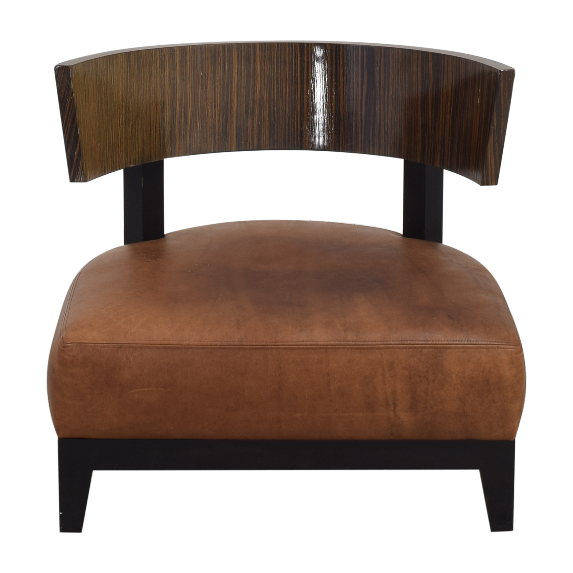 buy Curved Accent Chair  Chairs