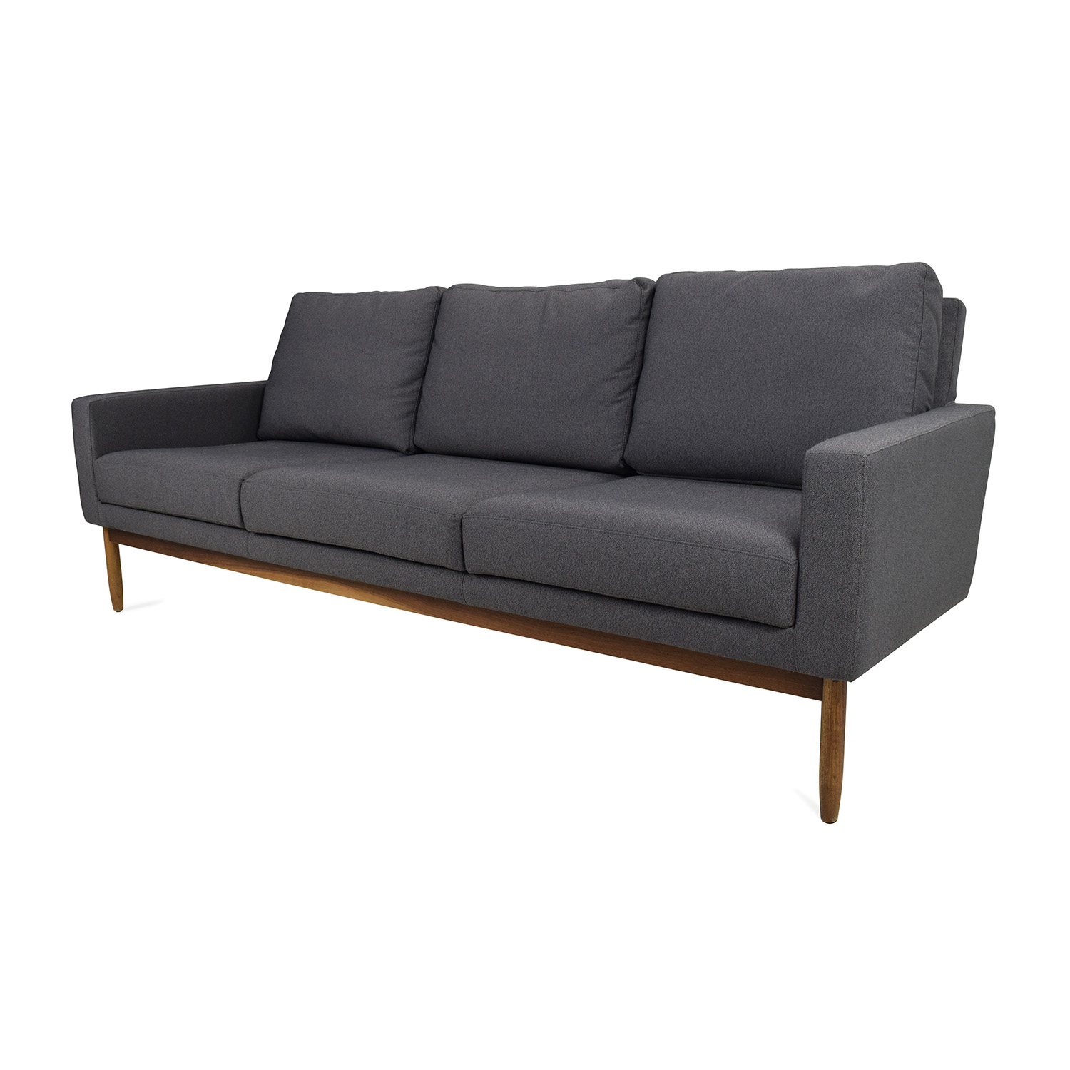 69% OFF   Design Within Reach Design Within Reach Raleigh Sofa / Sofas