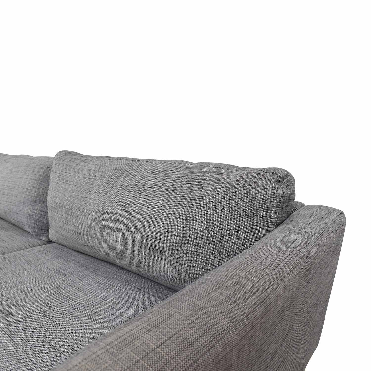 100 ikea karlstad for sale gratifying snapshot of two for 2 seater chaise sofa for sale