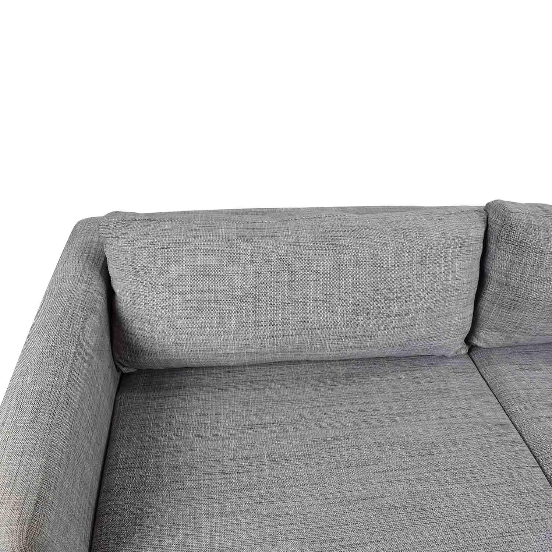 50 Off Ikea Karlstad Sofa Sofas