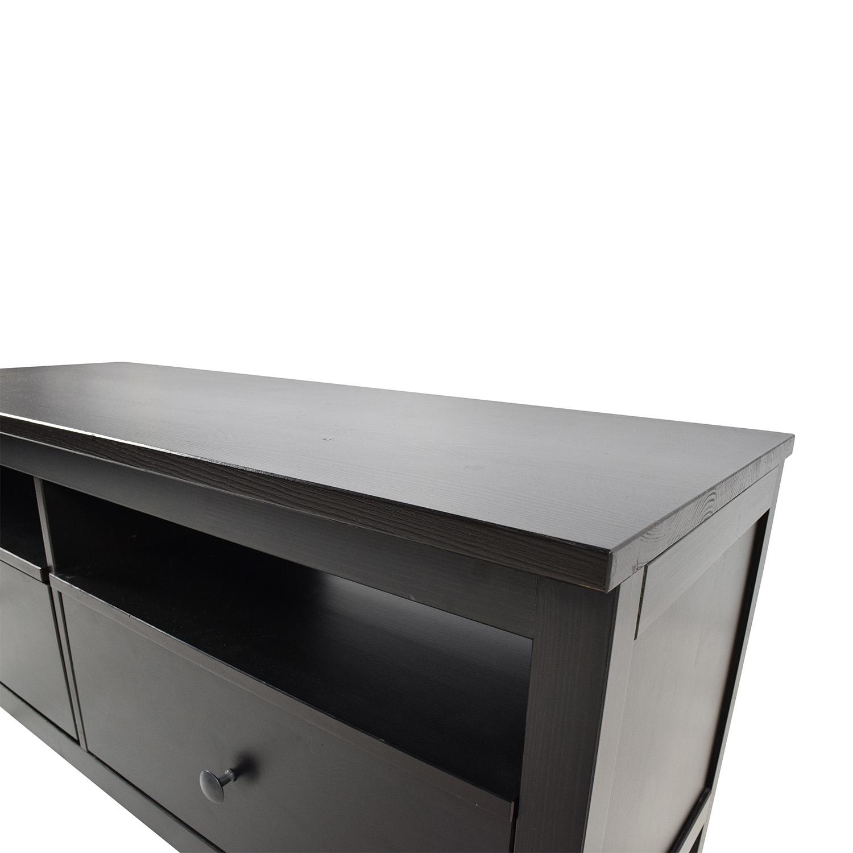 Ikea Cabinet Sale: IKEA IKEA Dark Brown TV Cabinet / Storage