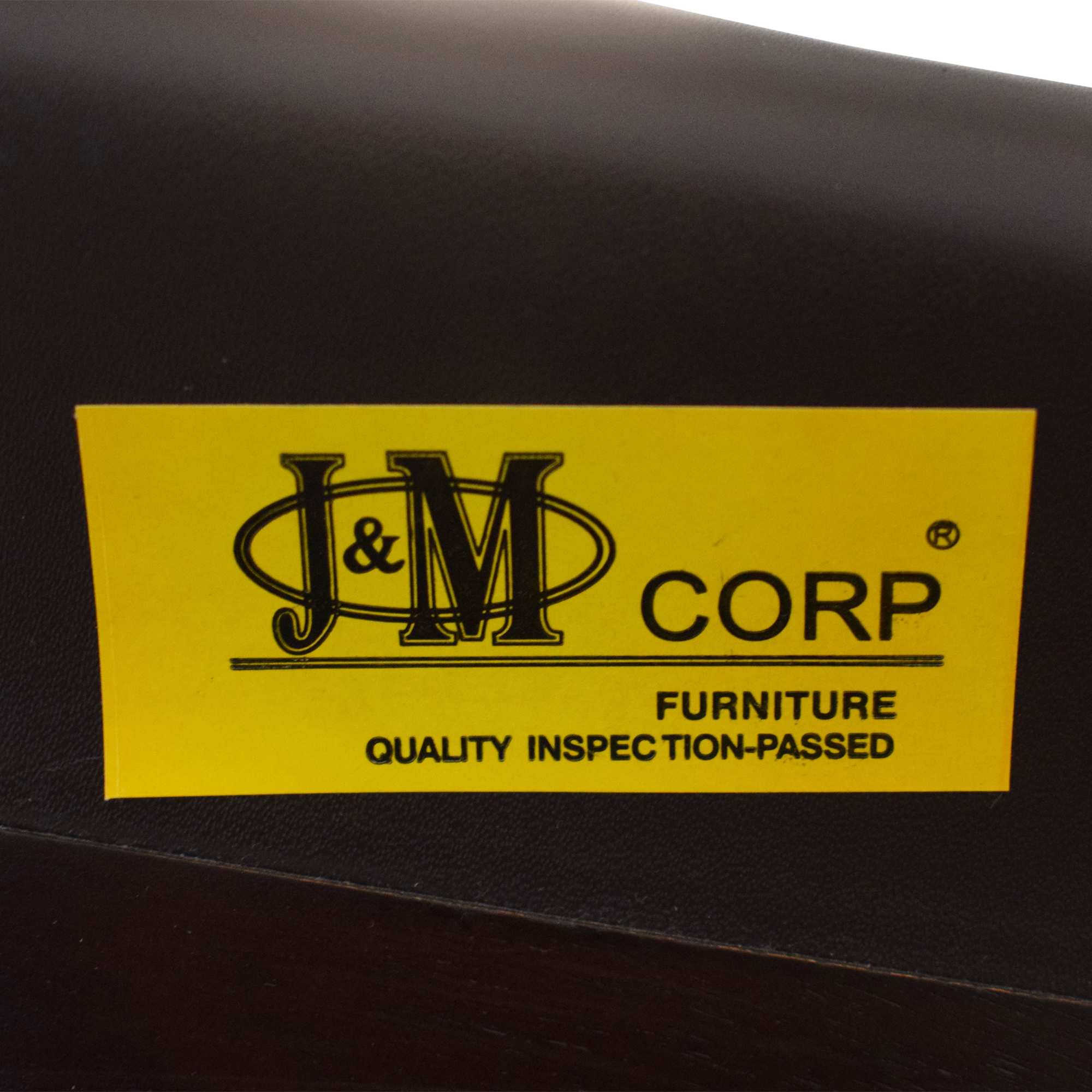 J&M Furniture J&M Modern Queen Platform Bed ma