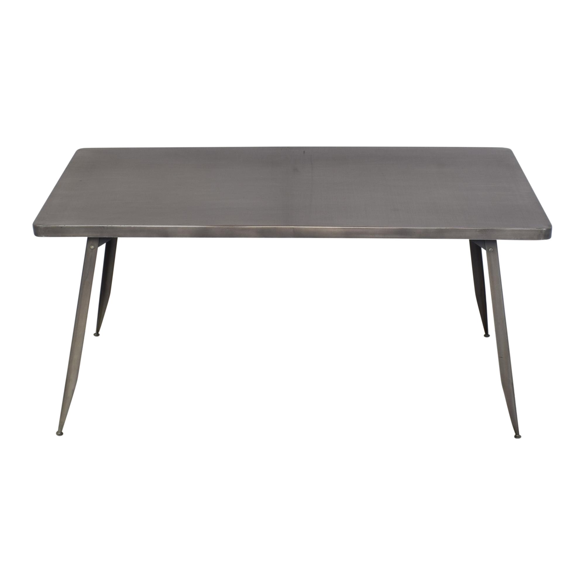 CB2 CB2 Draught Dining Table Tables