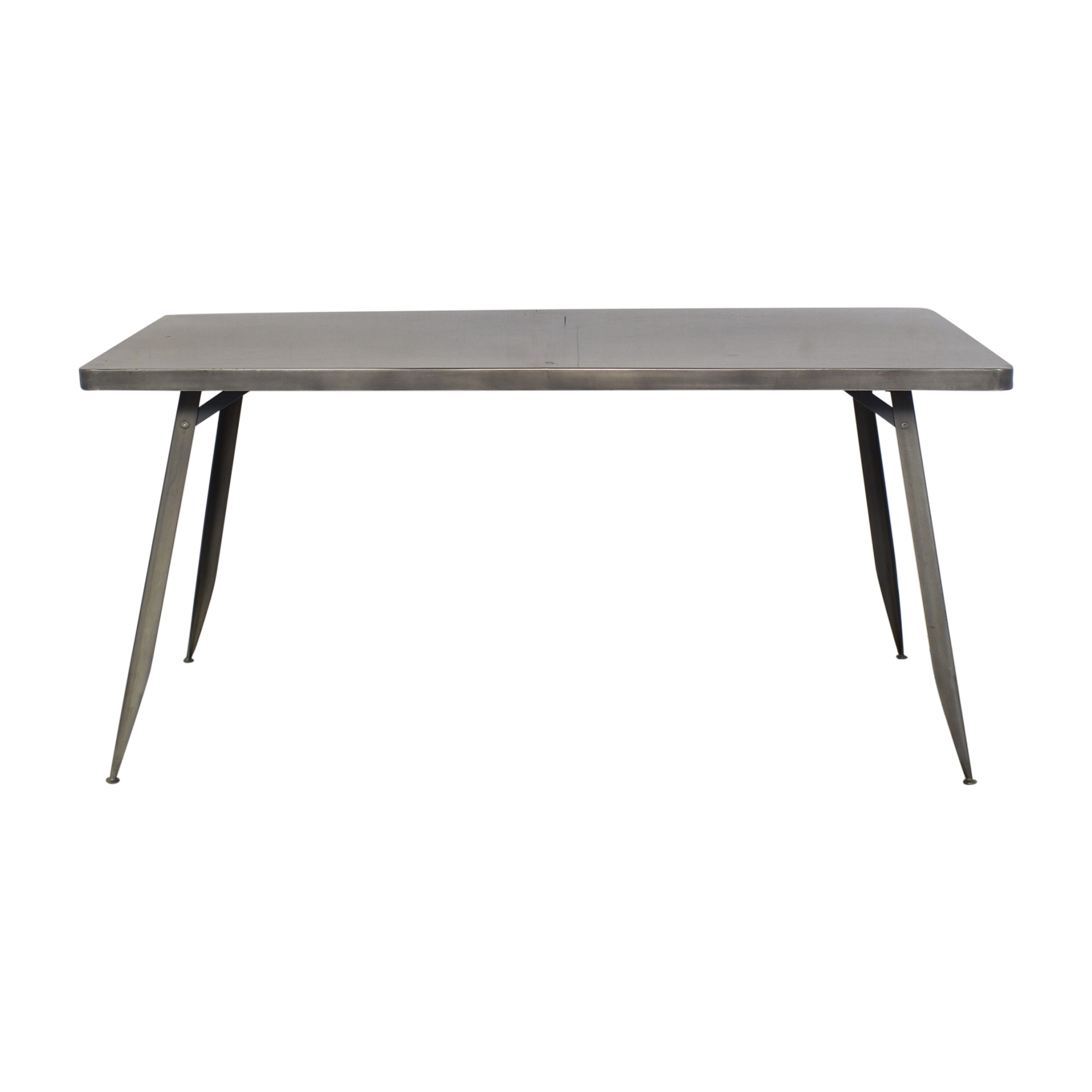 CB2 CB2 Draught Dining Table ma
