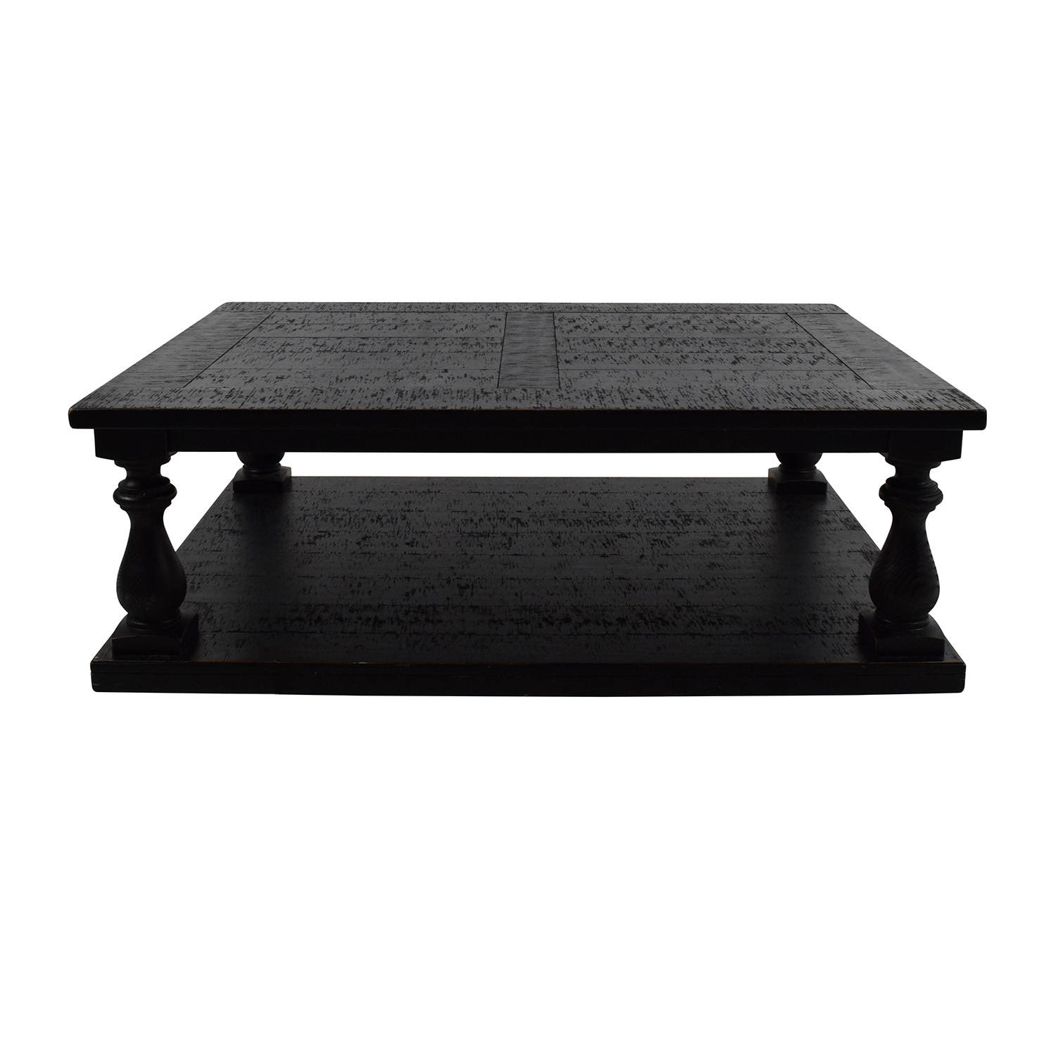 76 Off Ashley Furniture Mallacar Coffee Table Tables