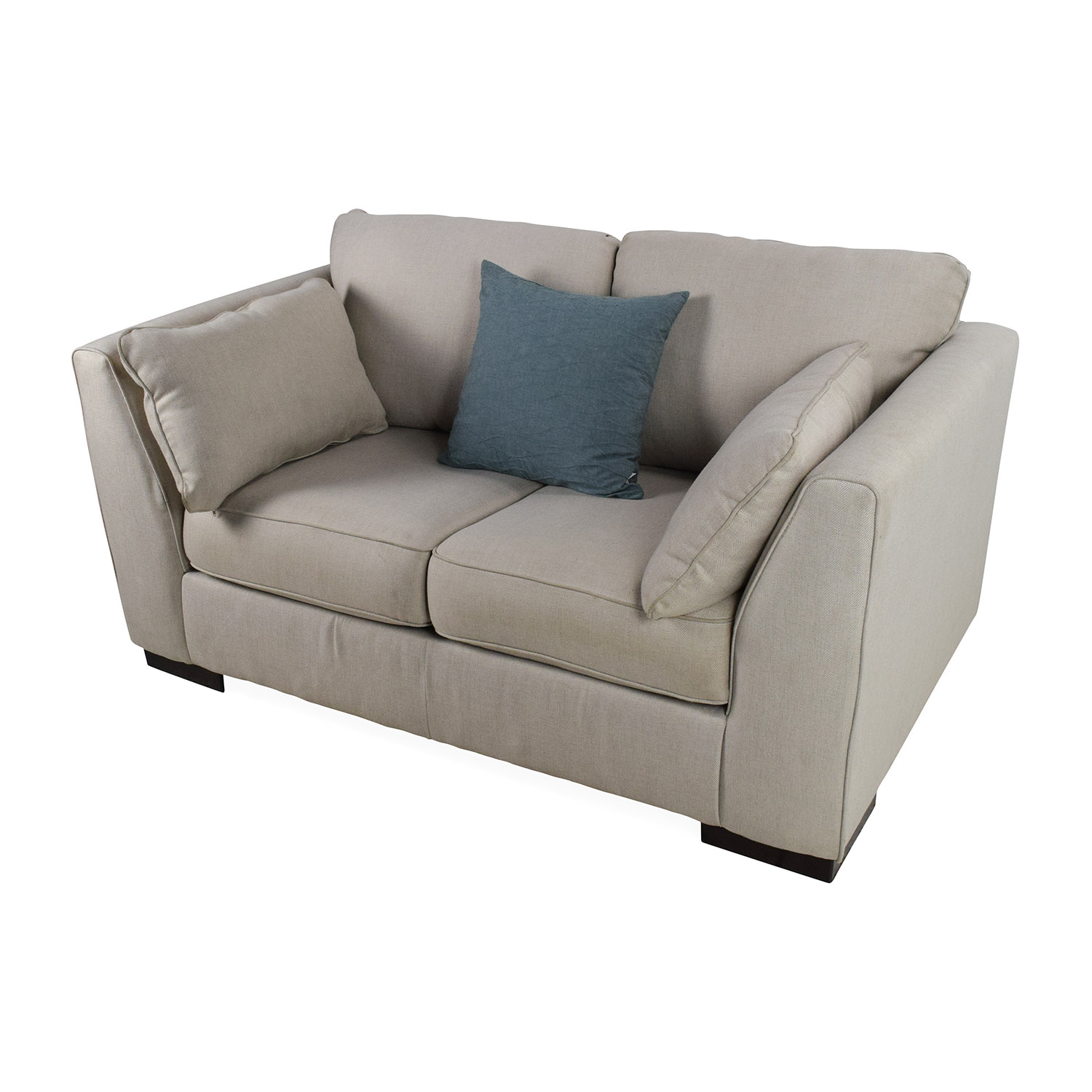 75 Off Ashley Furniture Ashley Furniture Pierin Loveseat Sofas