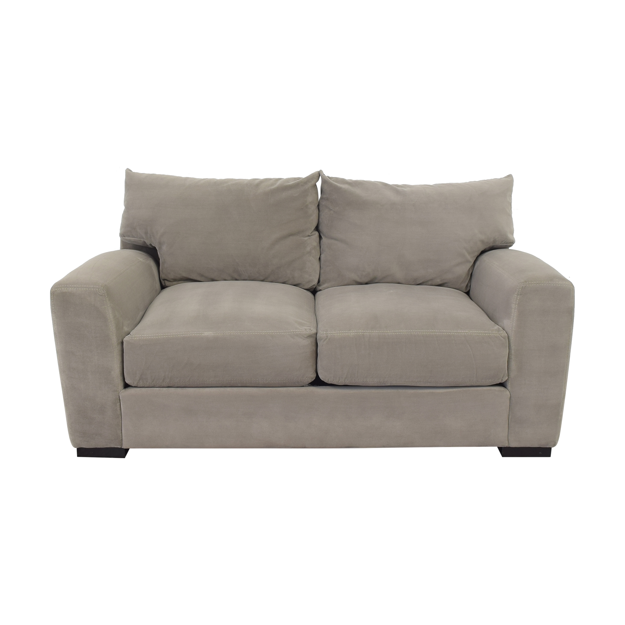 Raymour & Flanigan Raymour & Flanigan Loveseat for sale