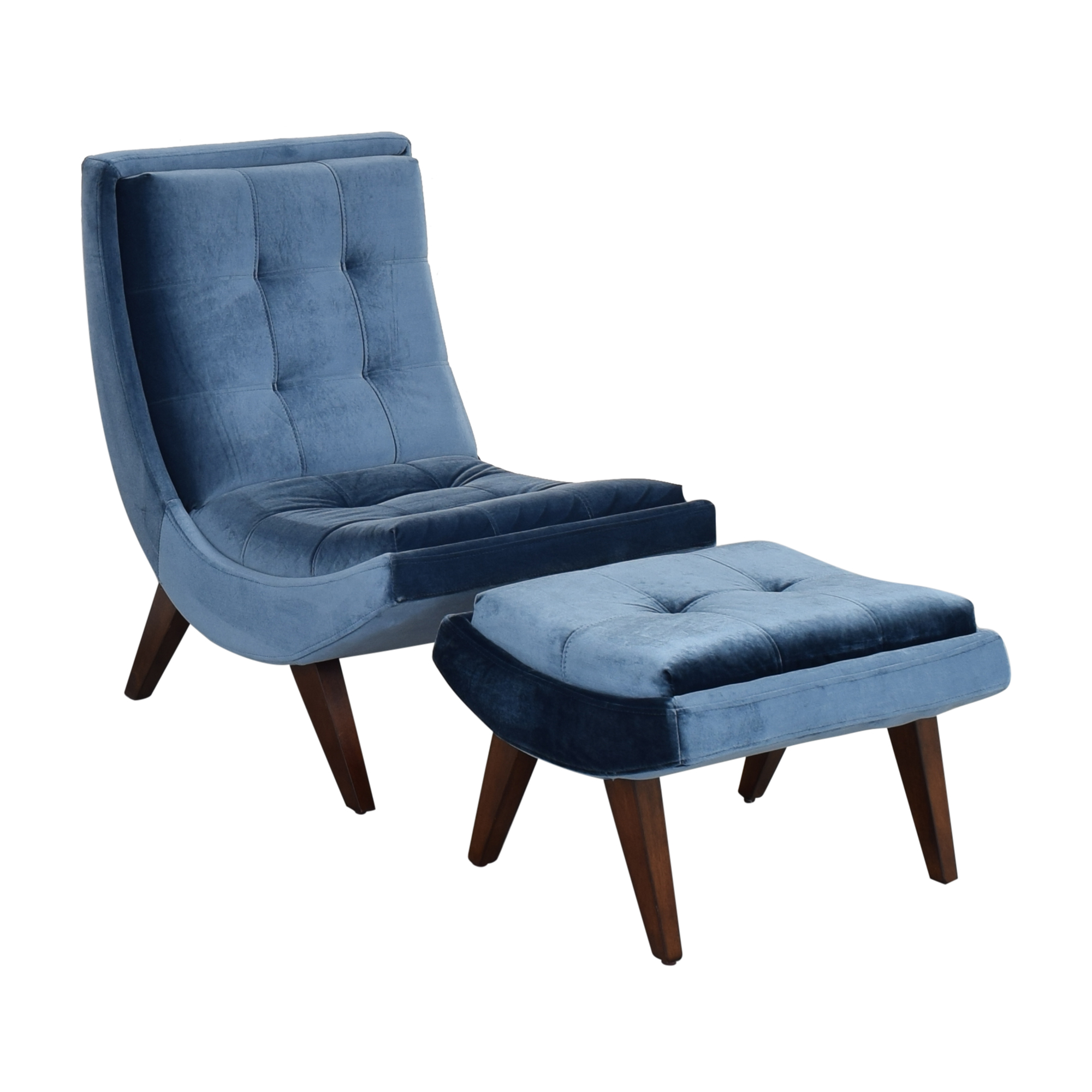 Modway Modway Lounge Chair and Ottoman discount