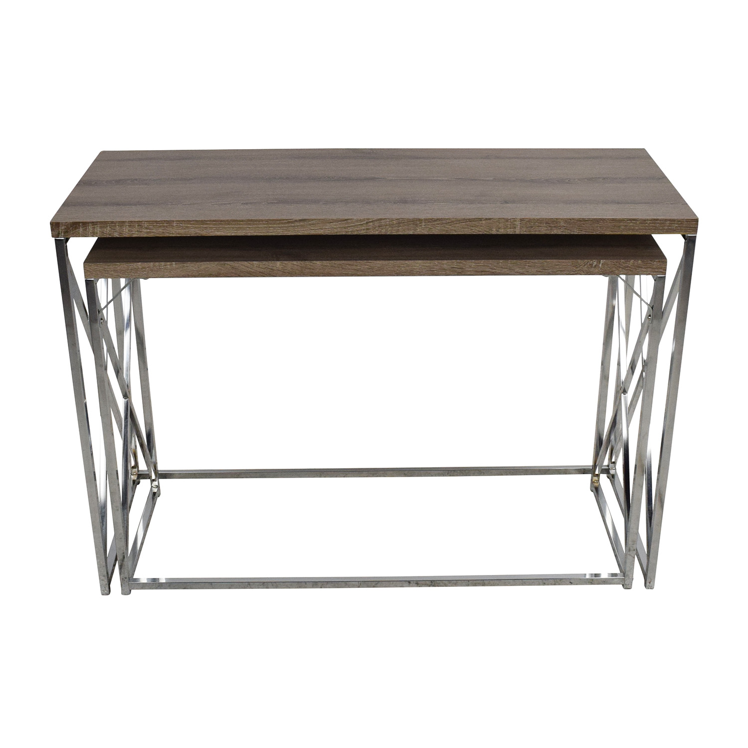 Monarch Monarch 2-Piece Console Tables nyc