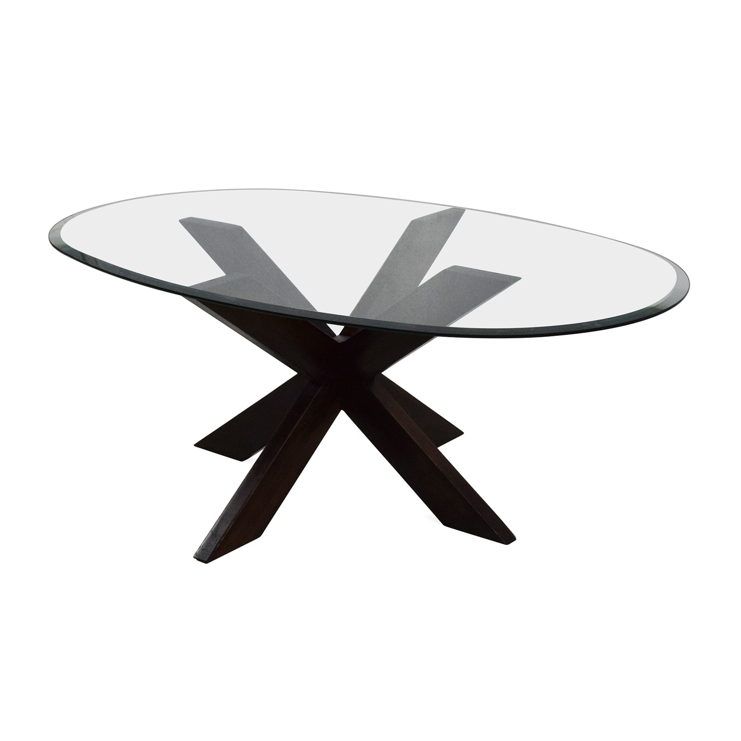 74% off - pier 1 imports pier 1 imports simon x coffee table / tables