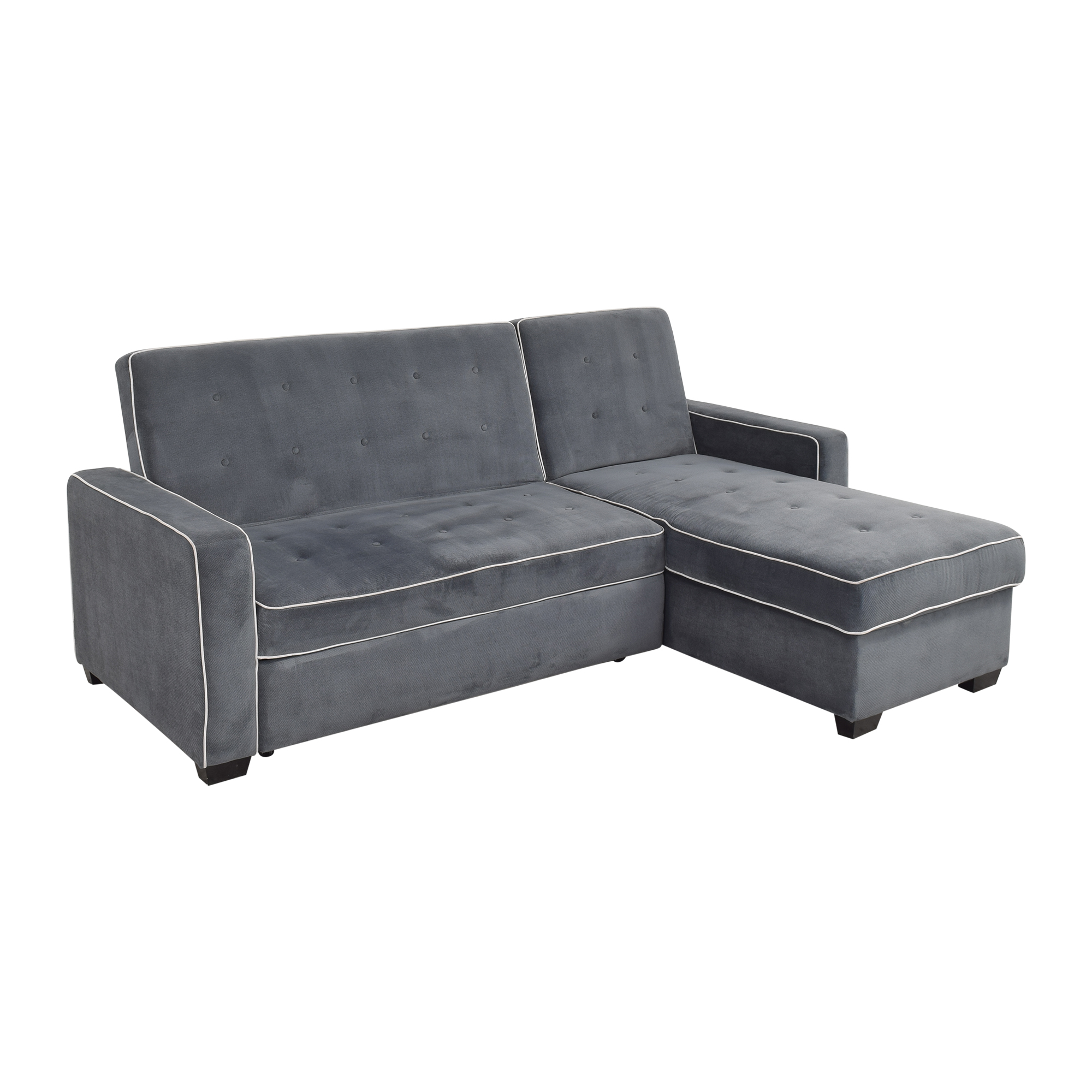 45 Off Costco Costco Kayden Chaise Sectional Sleeper Sofa Sofas