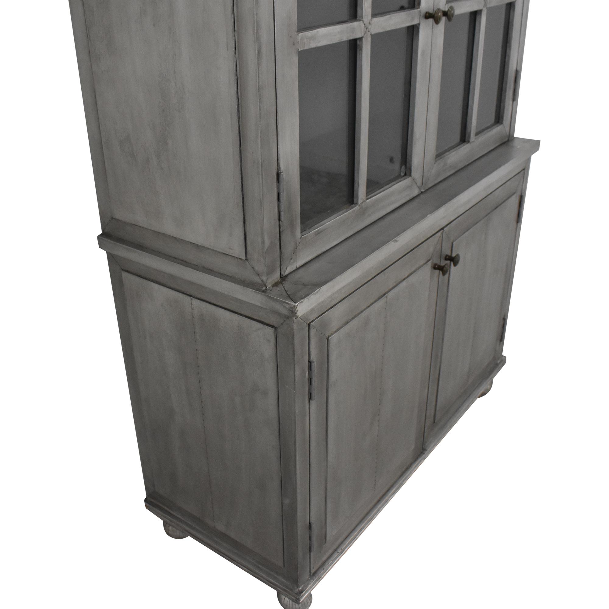 Restoration Hardware Restoration Hardware Annecy Double-Door Sideboard & Hutch discount
