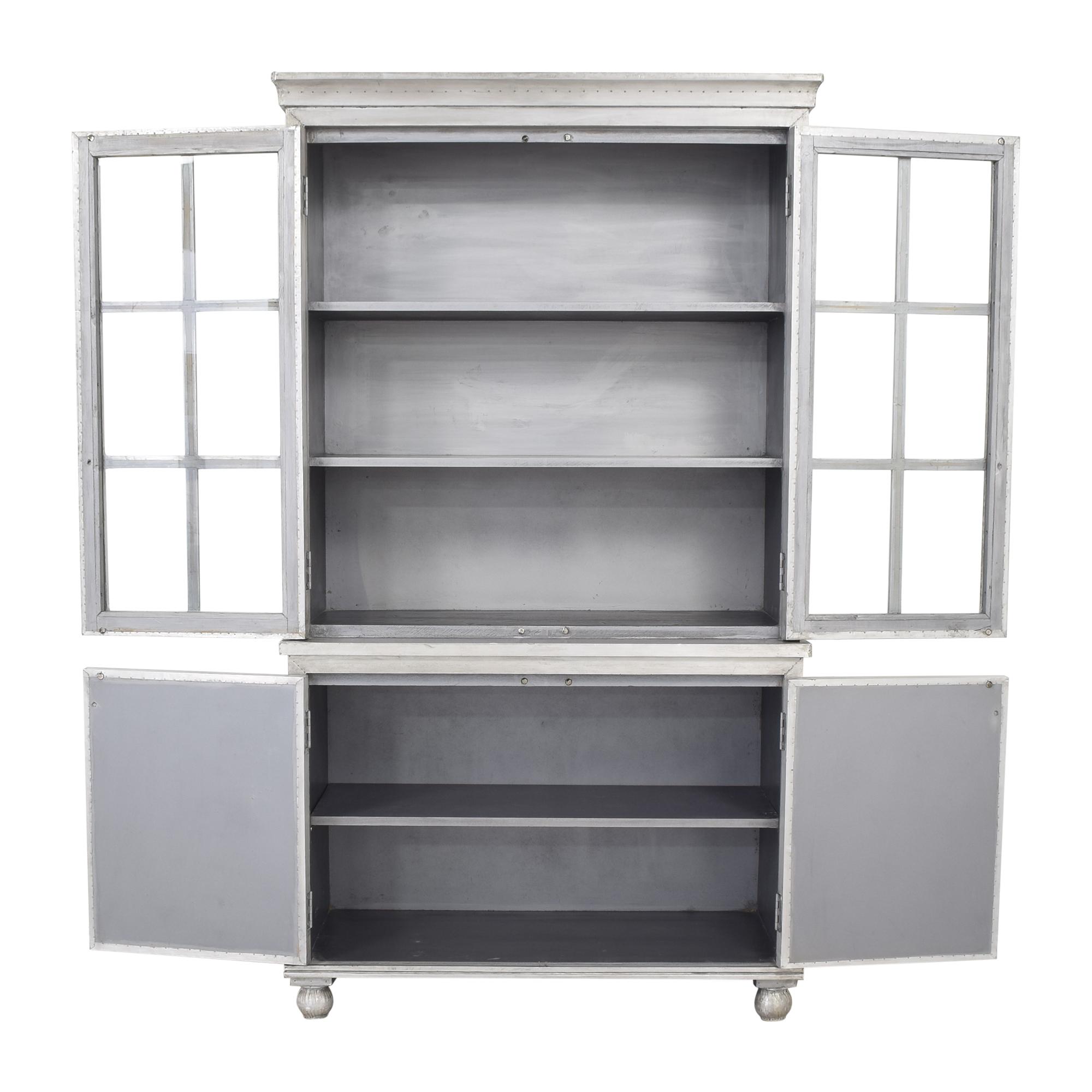 Restoration Hardware Annecy Double-Door Sideboard & Hutch sale