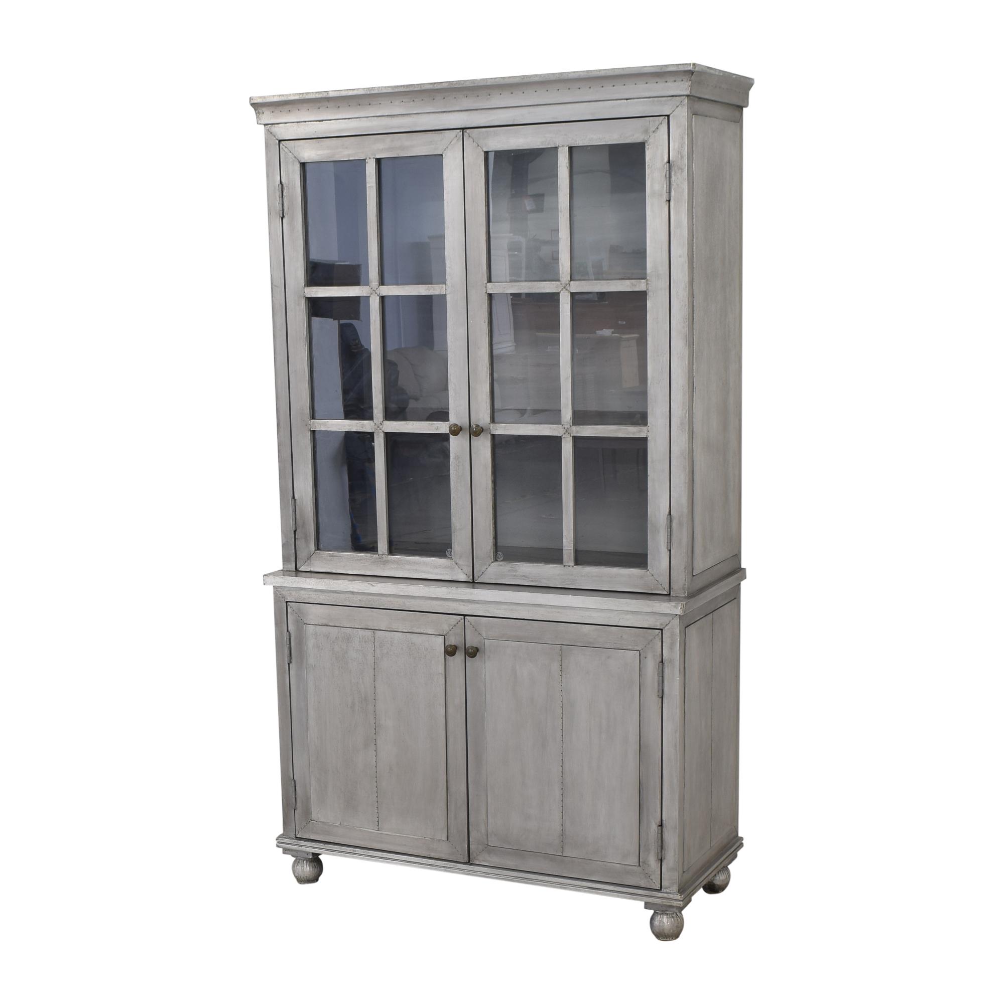 Restoration Hardware Restoration Hardware Annecy Double-Door Sideboard & Hutch Cabinets & Sideboards