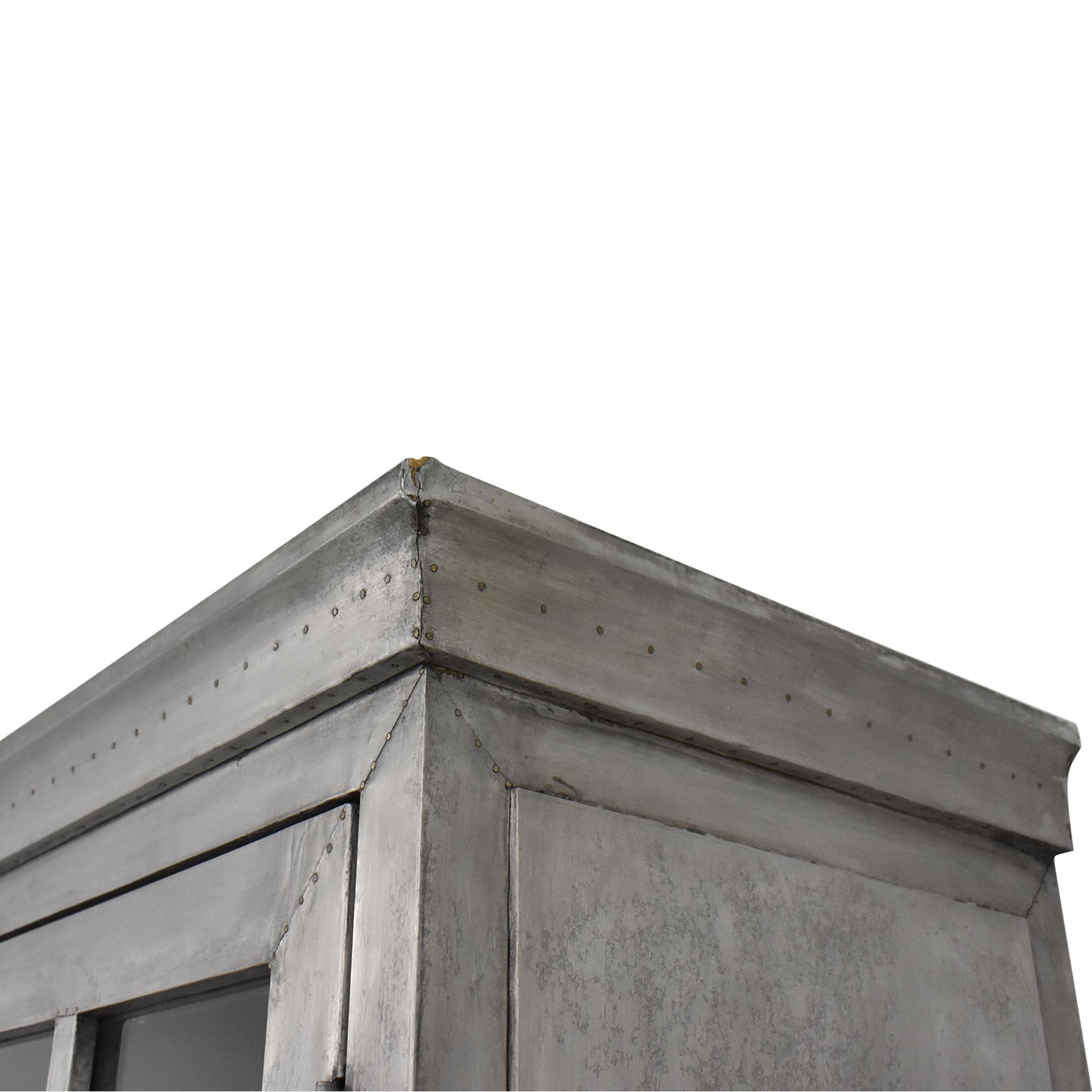 buy Restoration Hardware Annecy Double-Door Sideboard & Hutch Restoration Hardware Storage