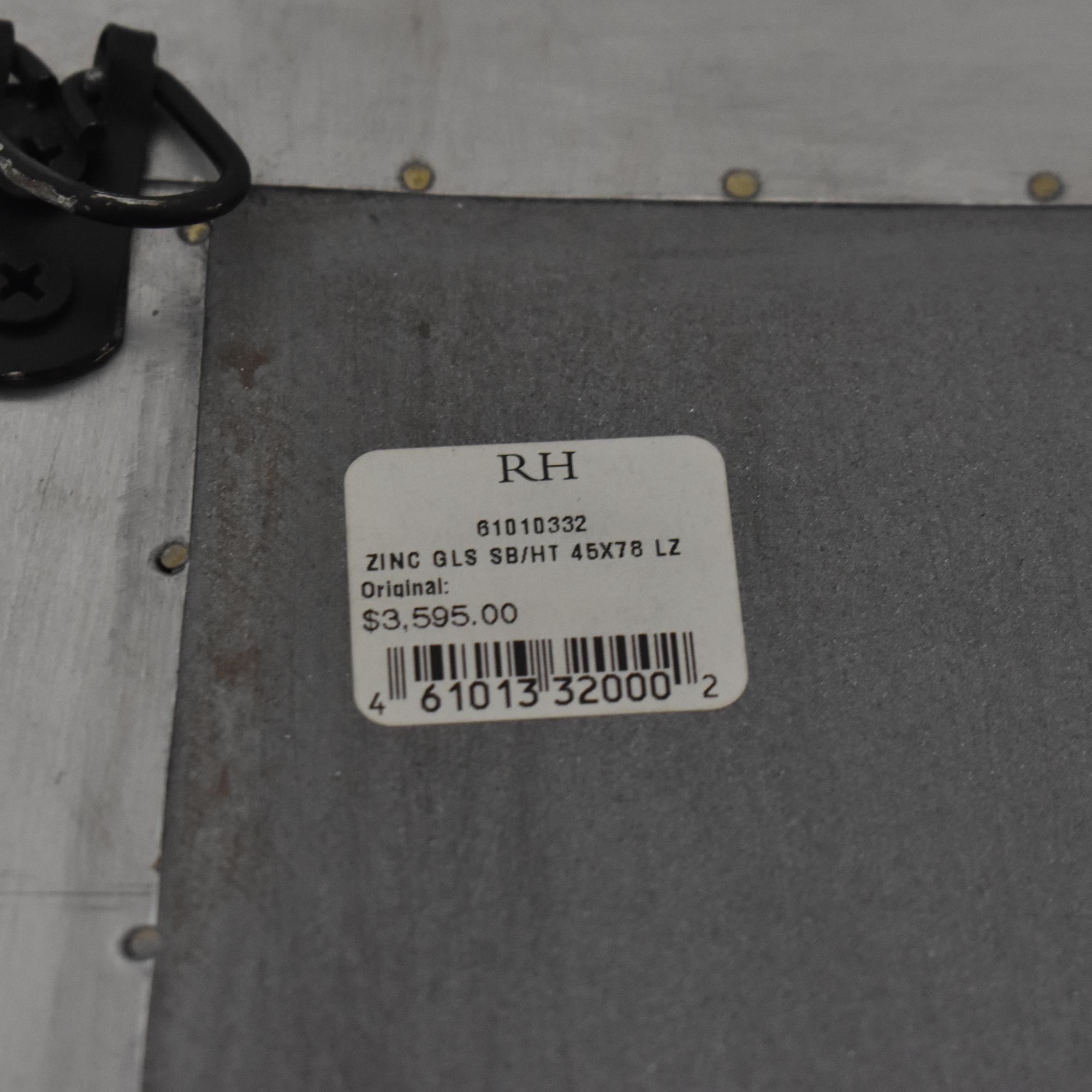 buy Restoration Hardware Restoration Hardware Annecy Double-Door Sideboard & Hutch online