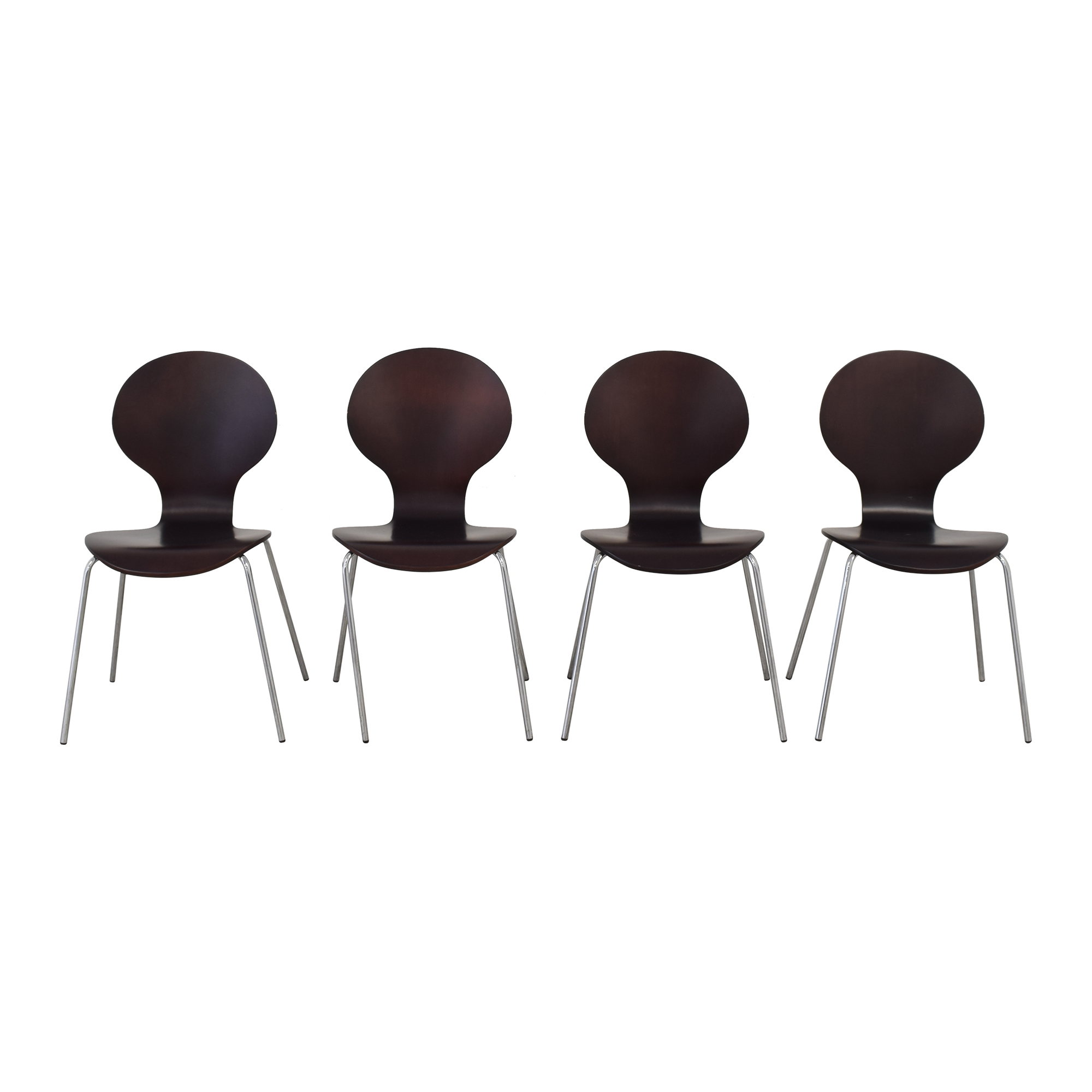 Modern Dining Chairs dimensions