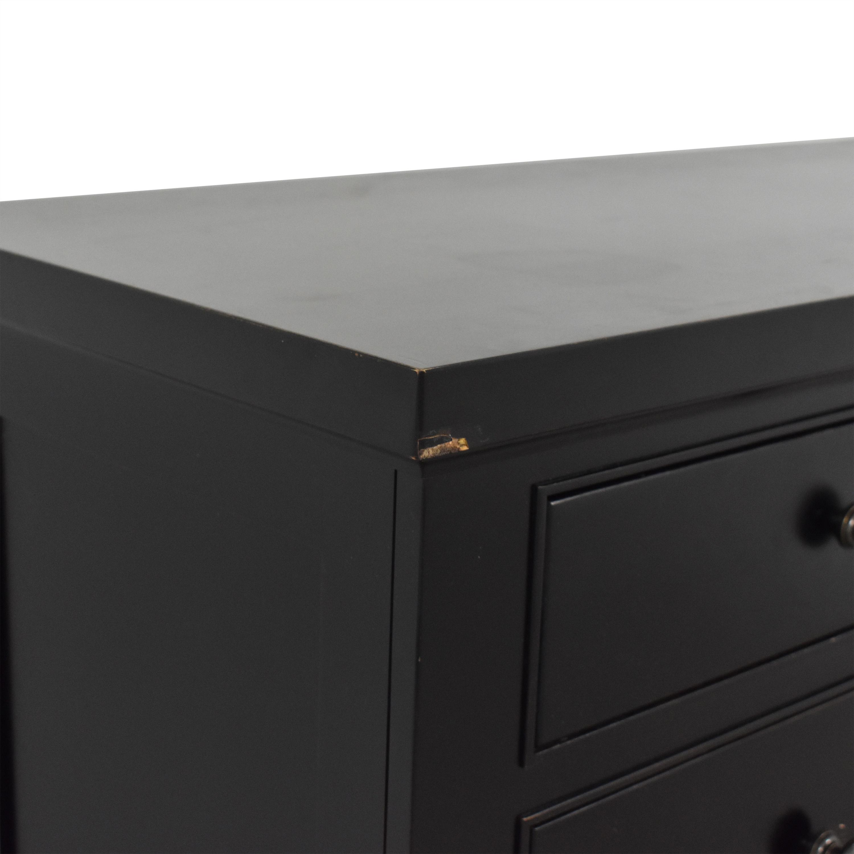 Restoration Hardware Restoration Hardware Five Drawer Dresser dimensions