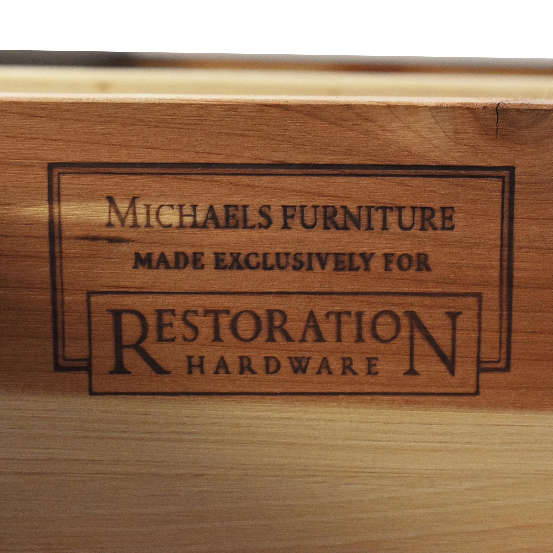 buy Restoration Hardware Restoration Hardware Five Drawer Dresser online