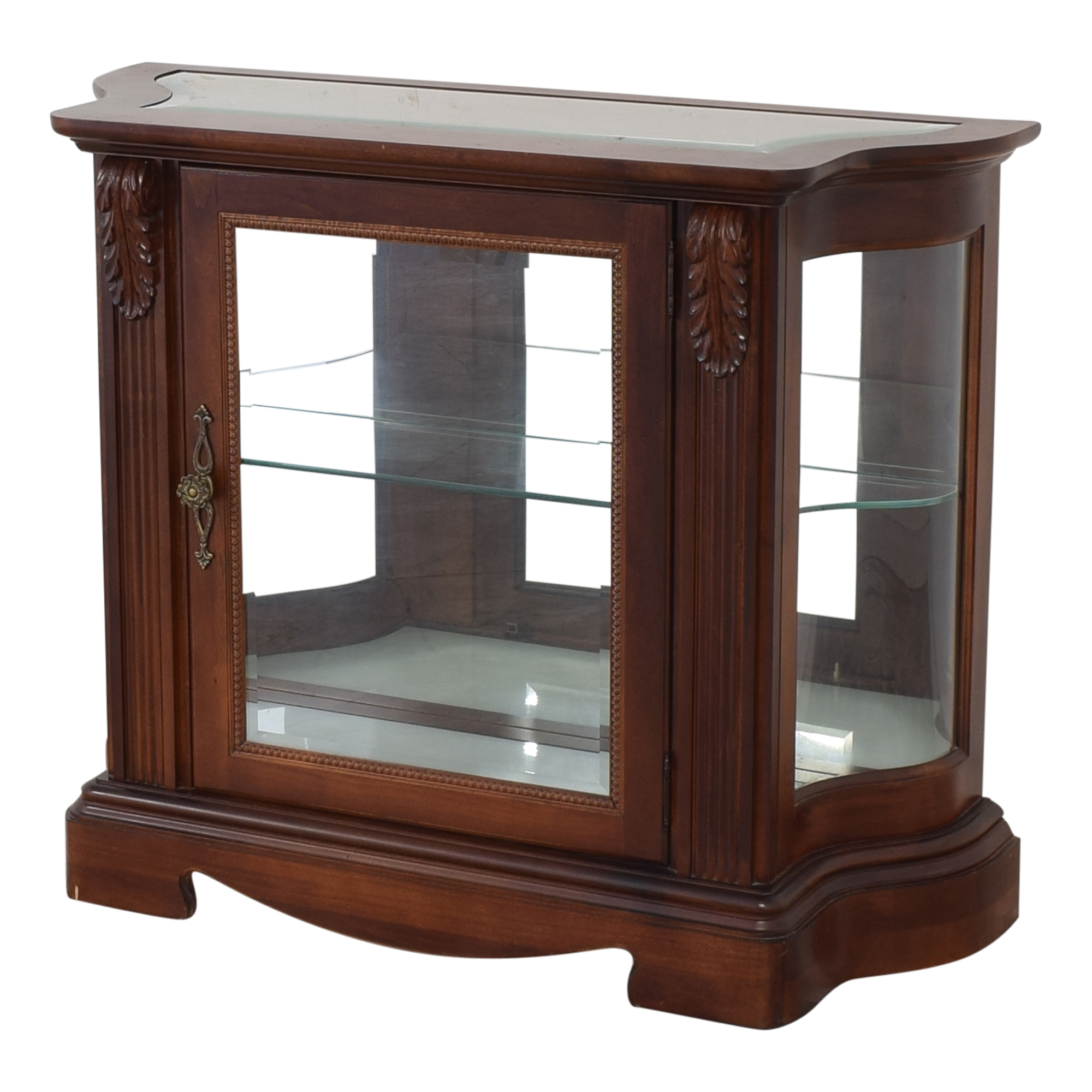 Thomasville Display Accent Table / Storage