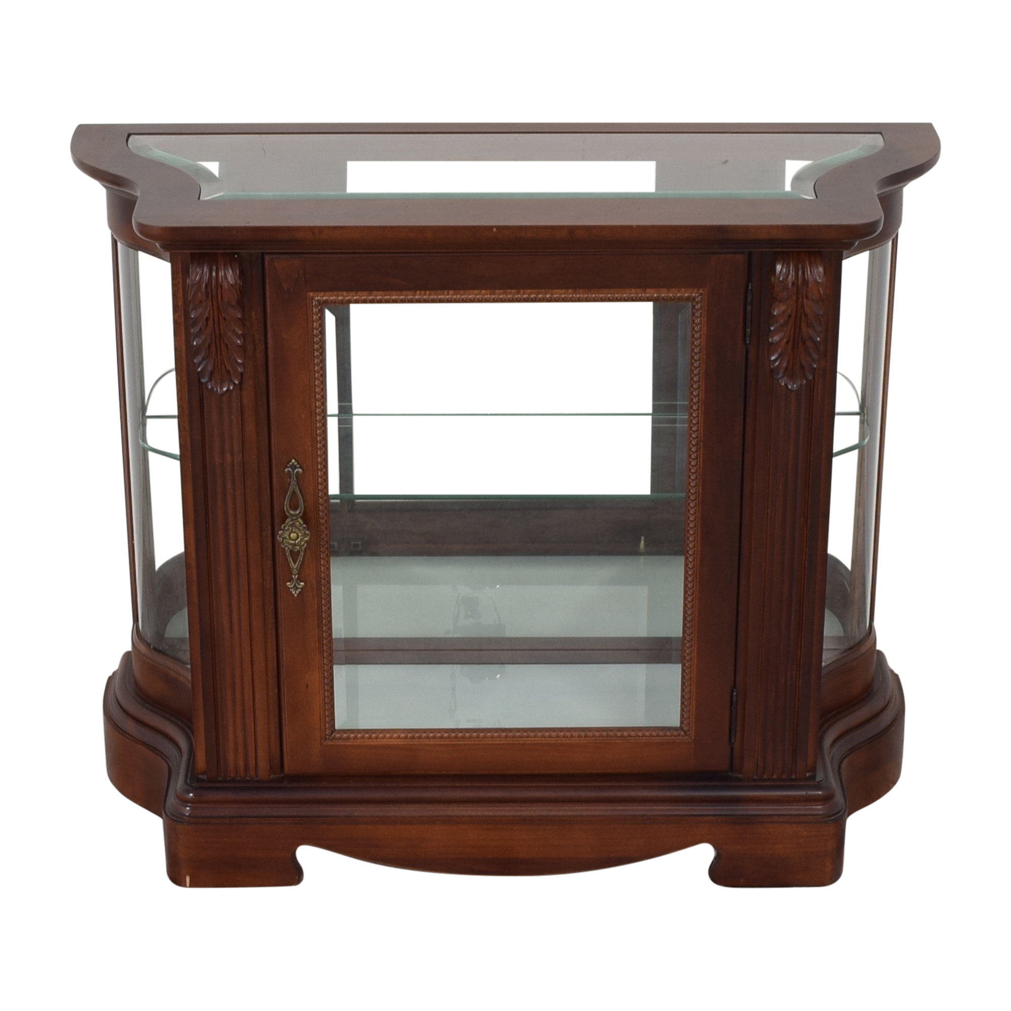Thomasville Thomasville Display Accent Table brown