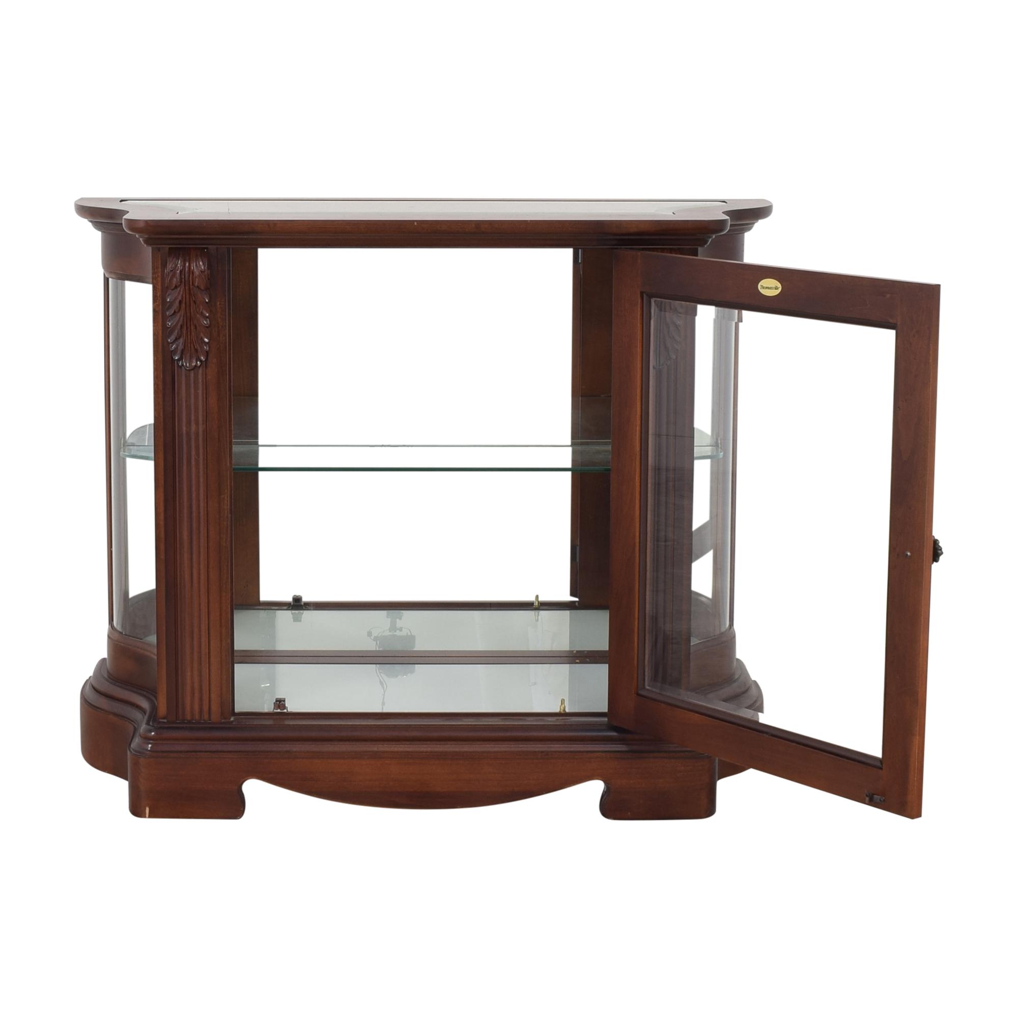 shop Thomasville Display Accent Table Thomasville