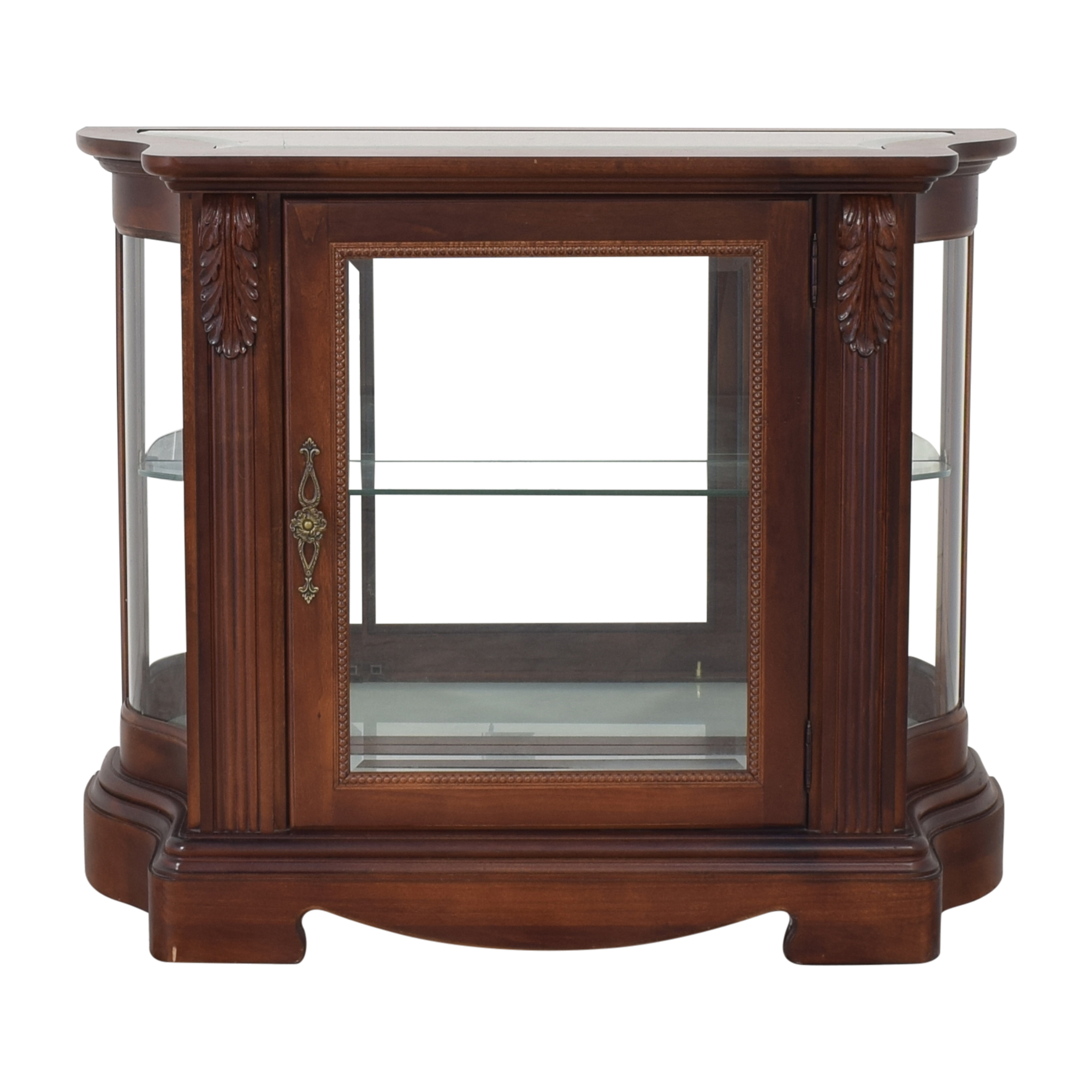 - 45% OFF - Thomasville Thomasville Display Accent Table / Storage