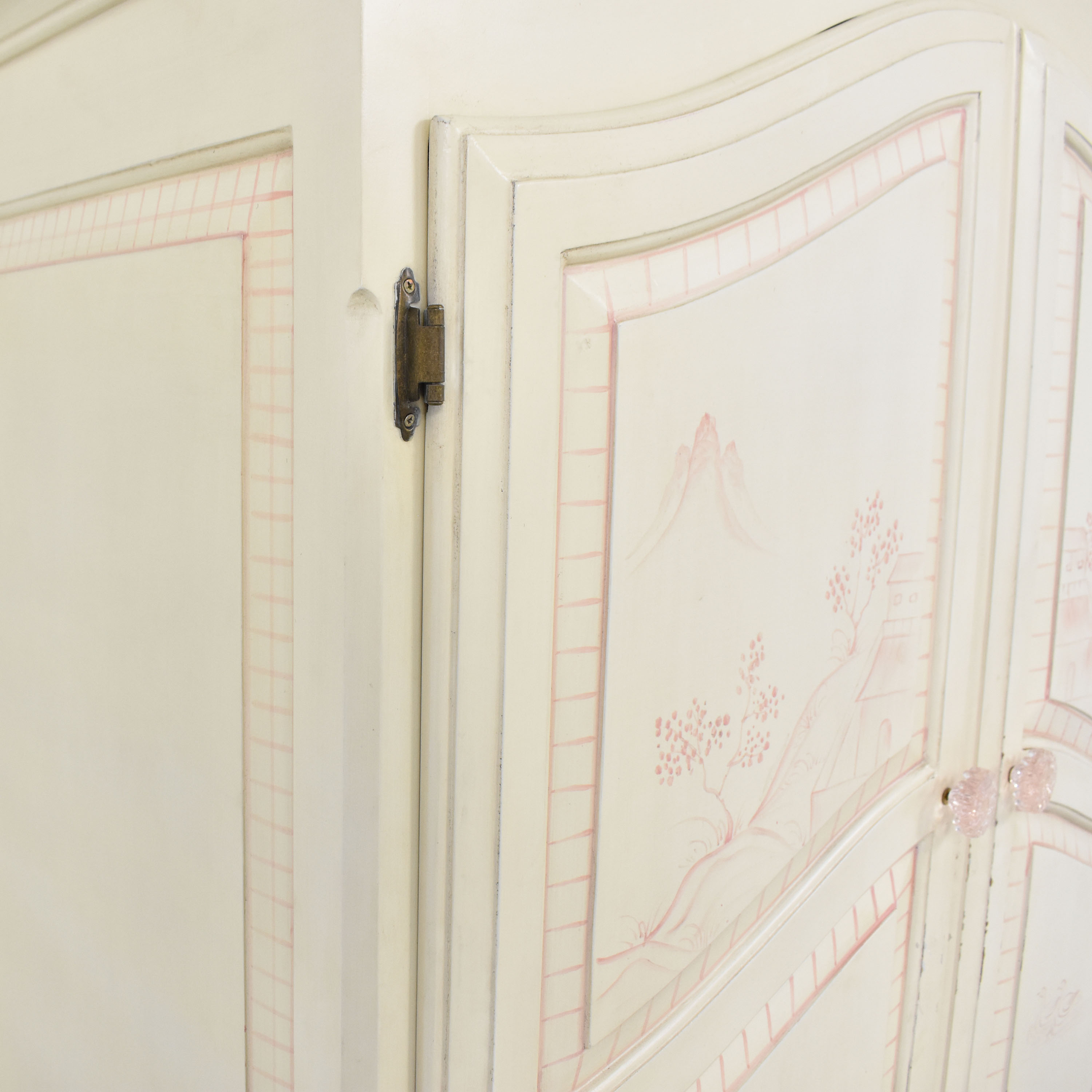 Toile Style Armoire ct