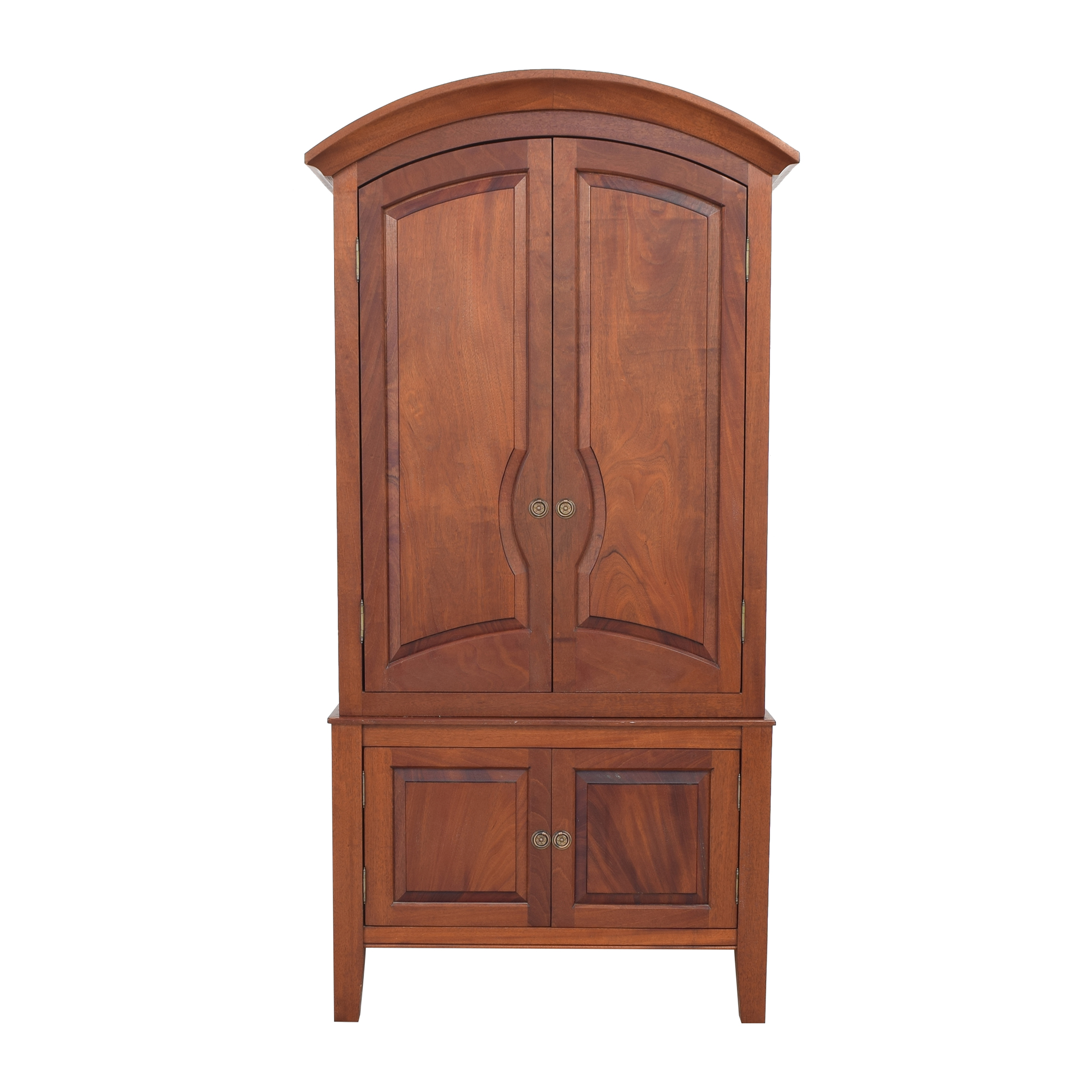 Custom Media Armoire nyc