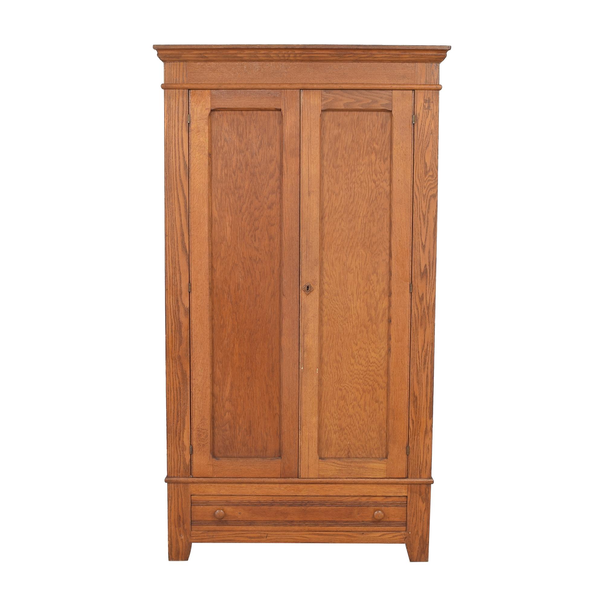 buy Two Door Armoire  Storage