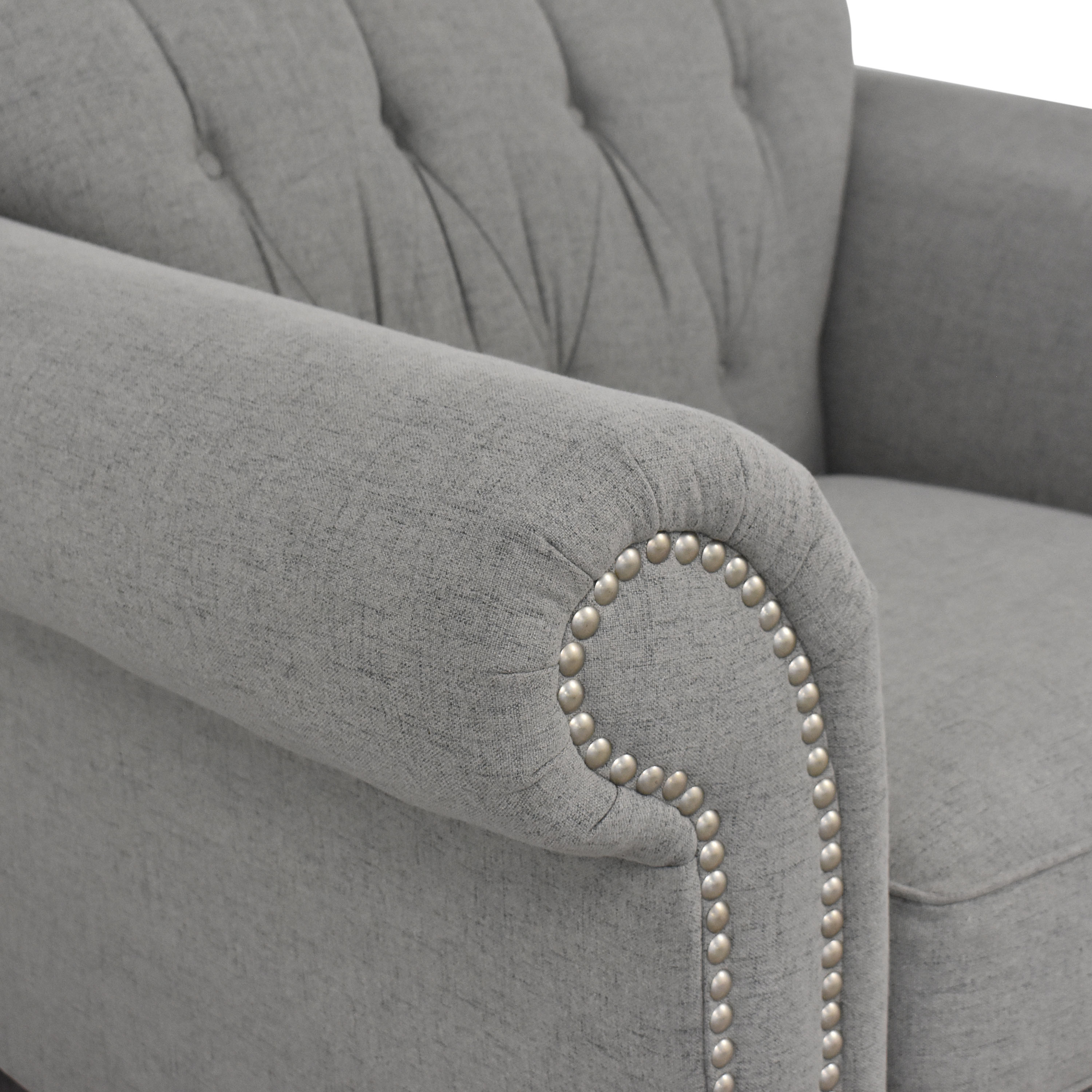 Klaussner Klaussner Distinctions Nailhead Accent Chair discount