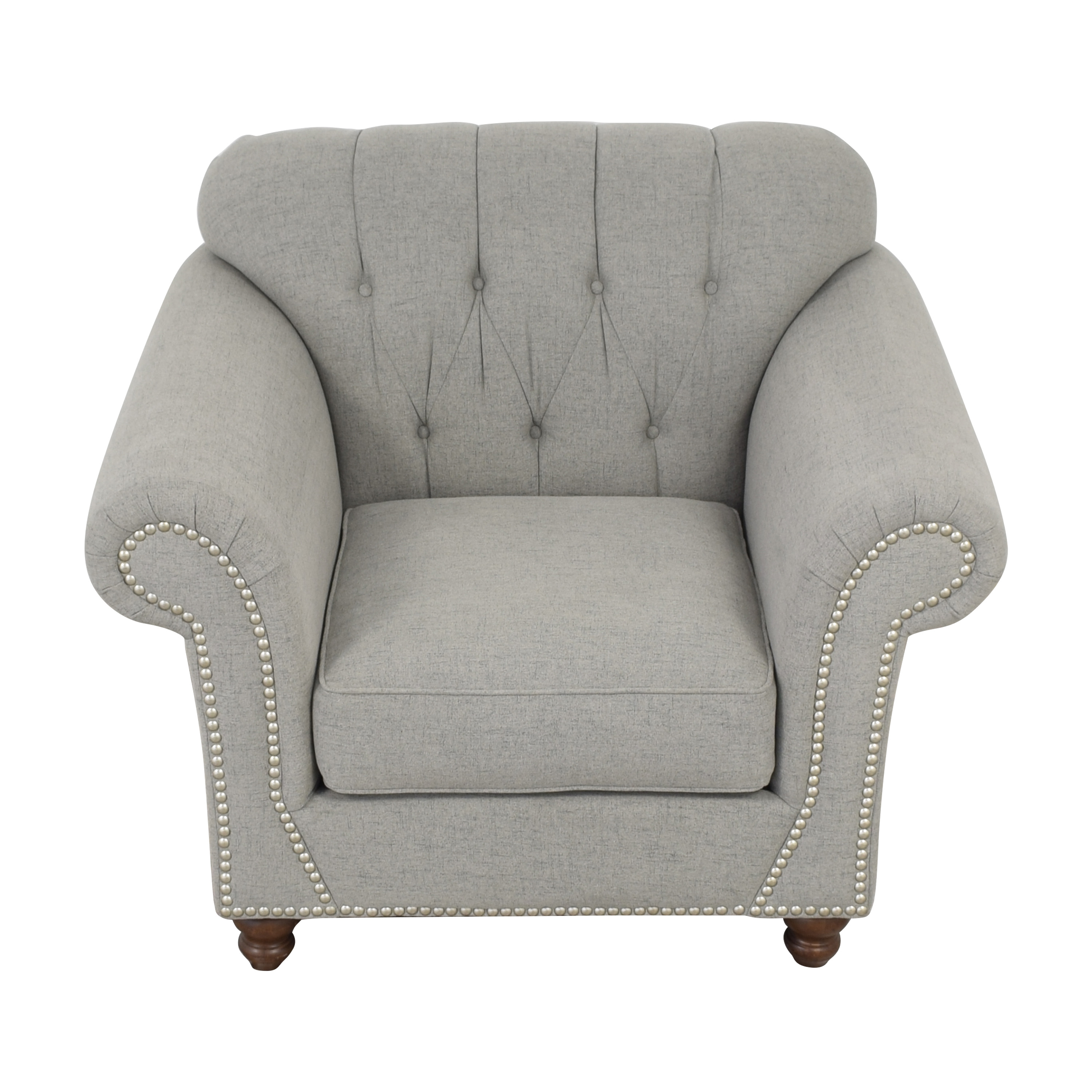 buy Klaussner Klaussner Distinctions Nailhead Accent Chair online