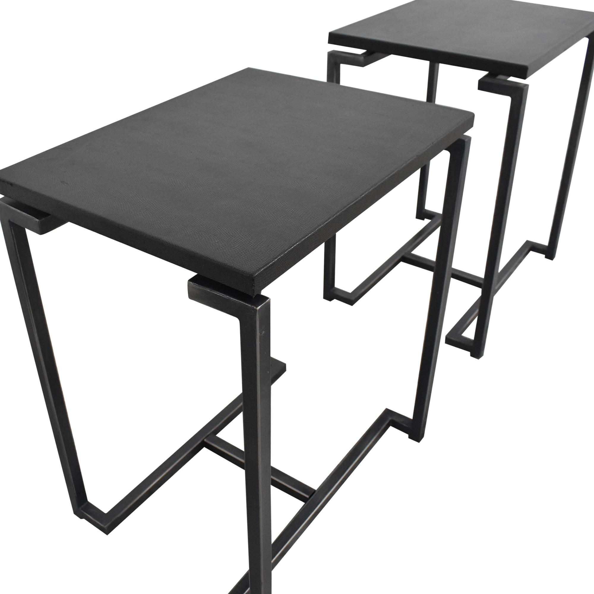 buy West Elm Modern End Tables West Elm Tables